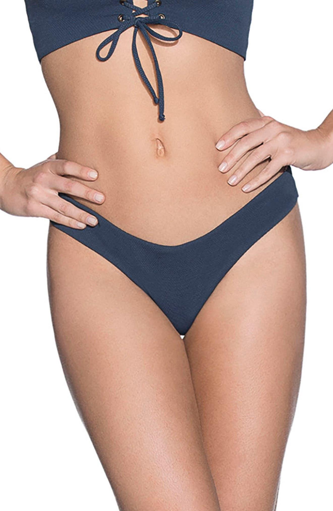 Stargazer Reversible Cheeky Bikini Bottoms,                             Main thumbnail 1, color,                             400