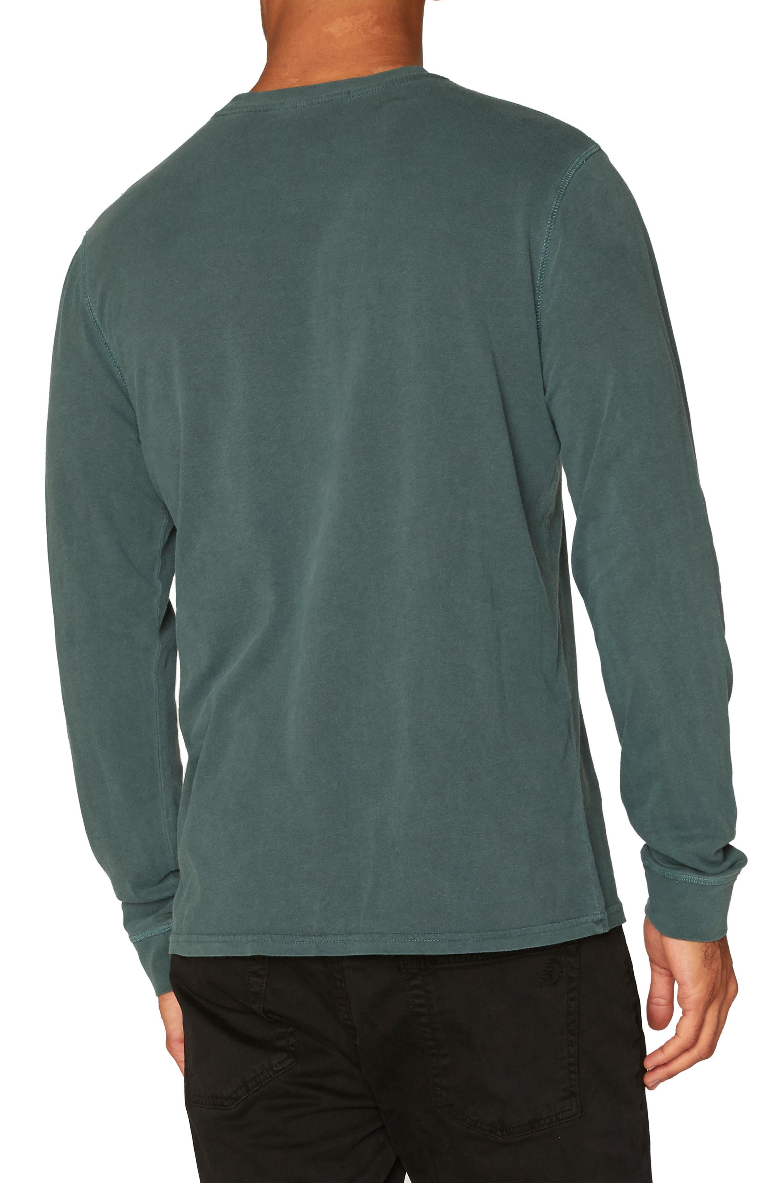 Standard Crew T-Shirt,                             Alternate thumbnail 4, color,
