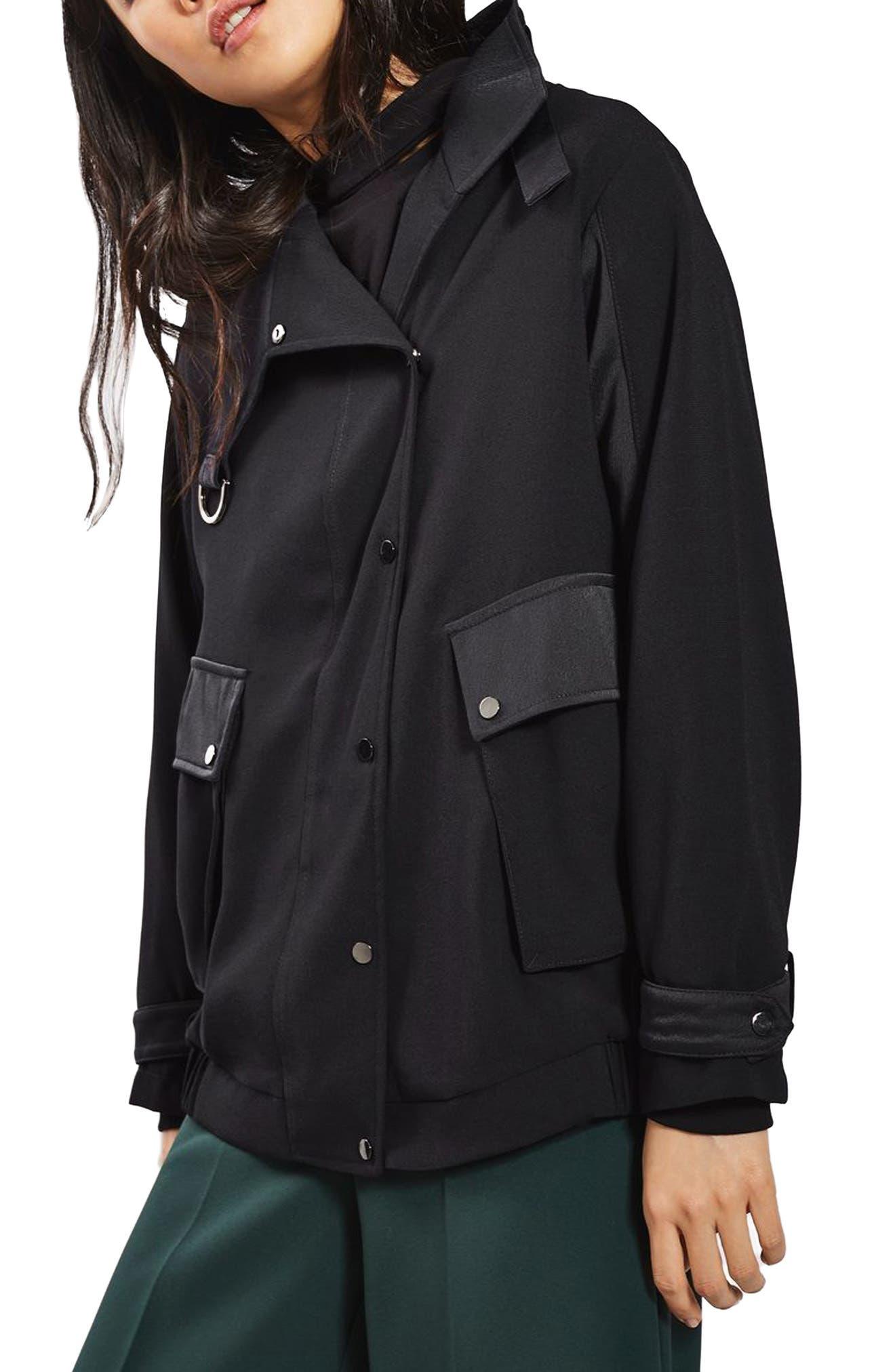 Urban Popper Jacket,                             Main thumbnail 1, color,                             410