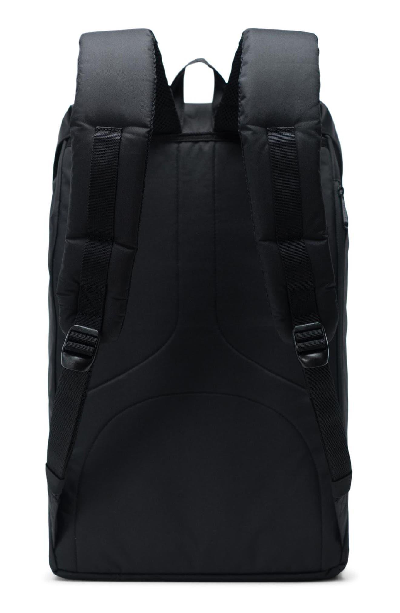 Little America Light Backpack,                             Alternate thumbnail 2, color,                             BLACK