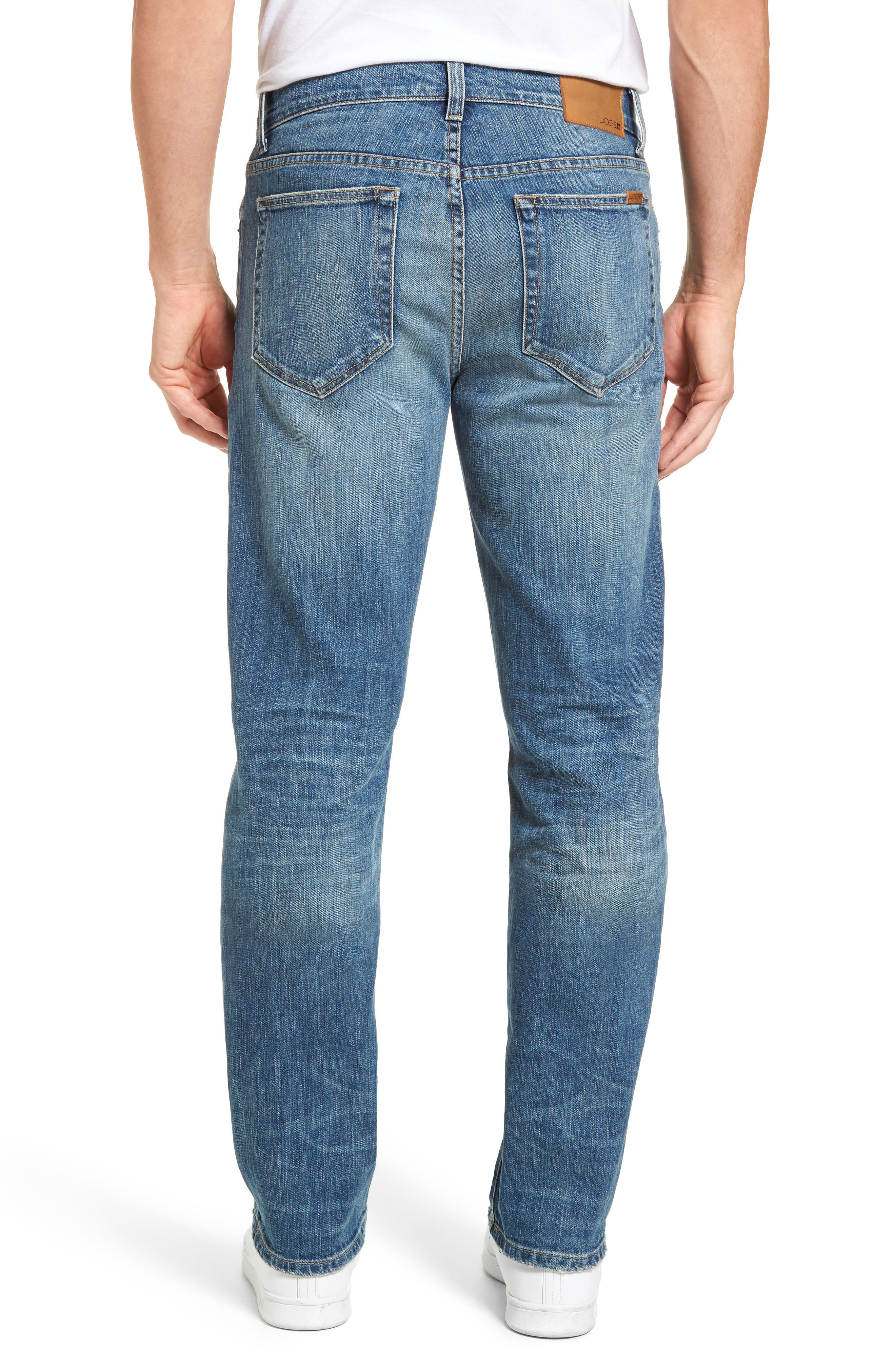 Brixton Slim Straight Fit Jeans,                             Alternate thumbnail 2, color,                             400