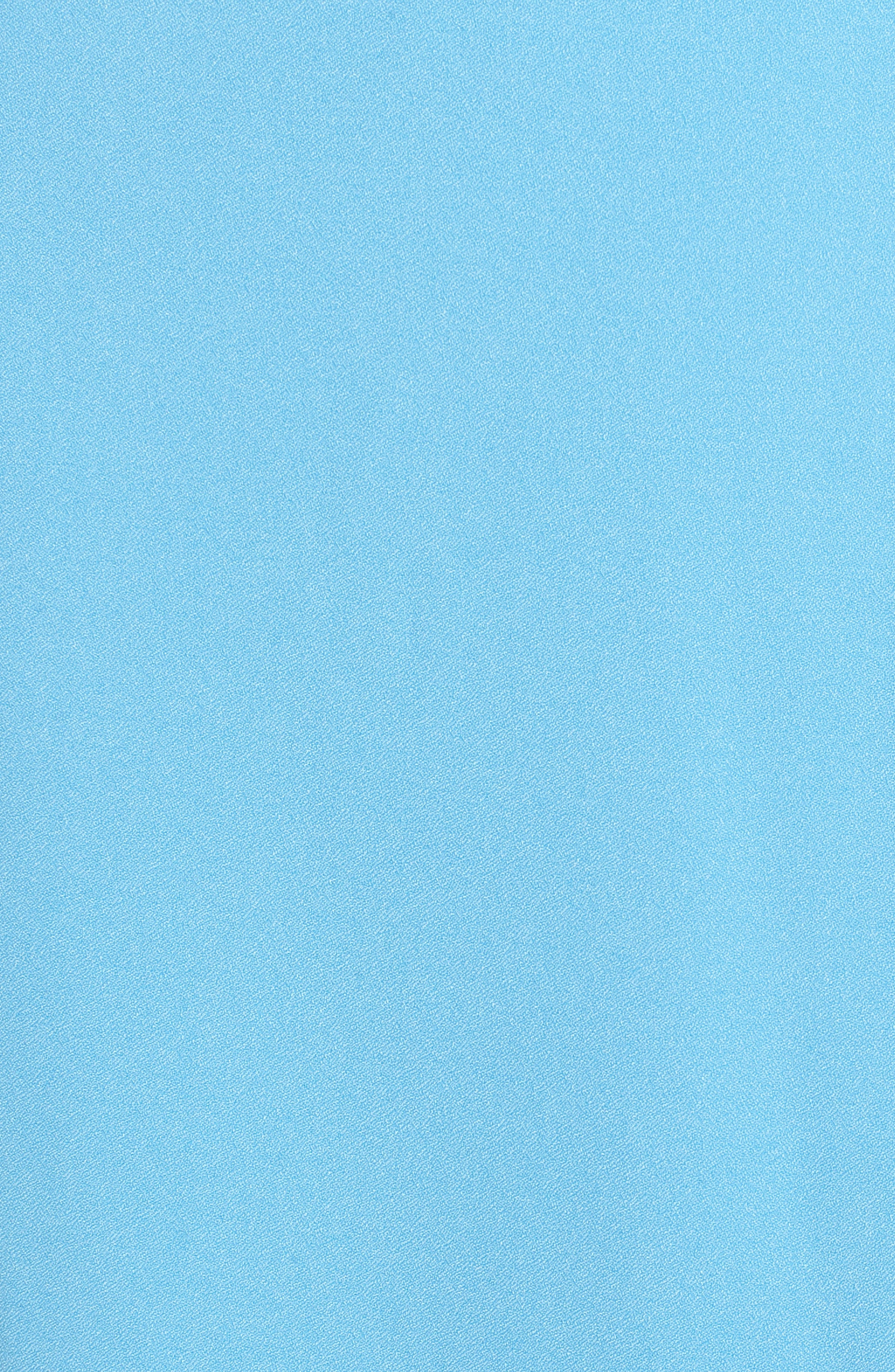 Kimono Maxi Dress,                             Alternate thumbnail 6, color,                             BLUE ALASKAN