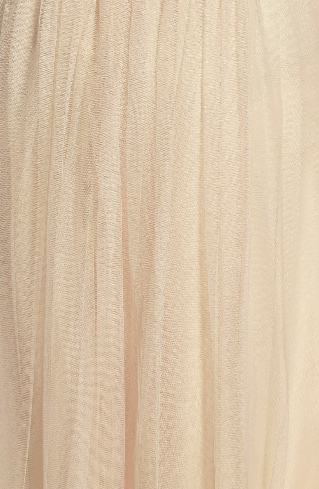 Annabelle Convertible Tulle Column Dress,                             Alternate thumbnail 148, color,