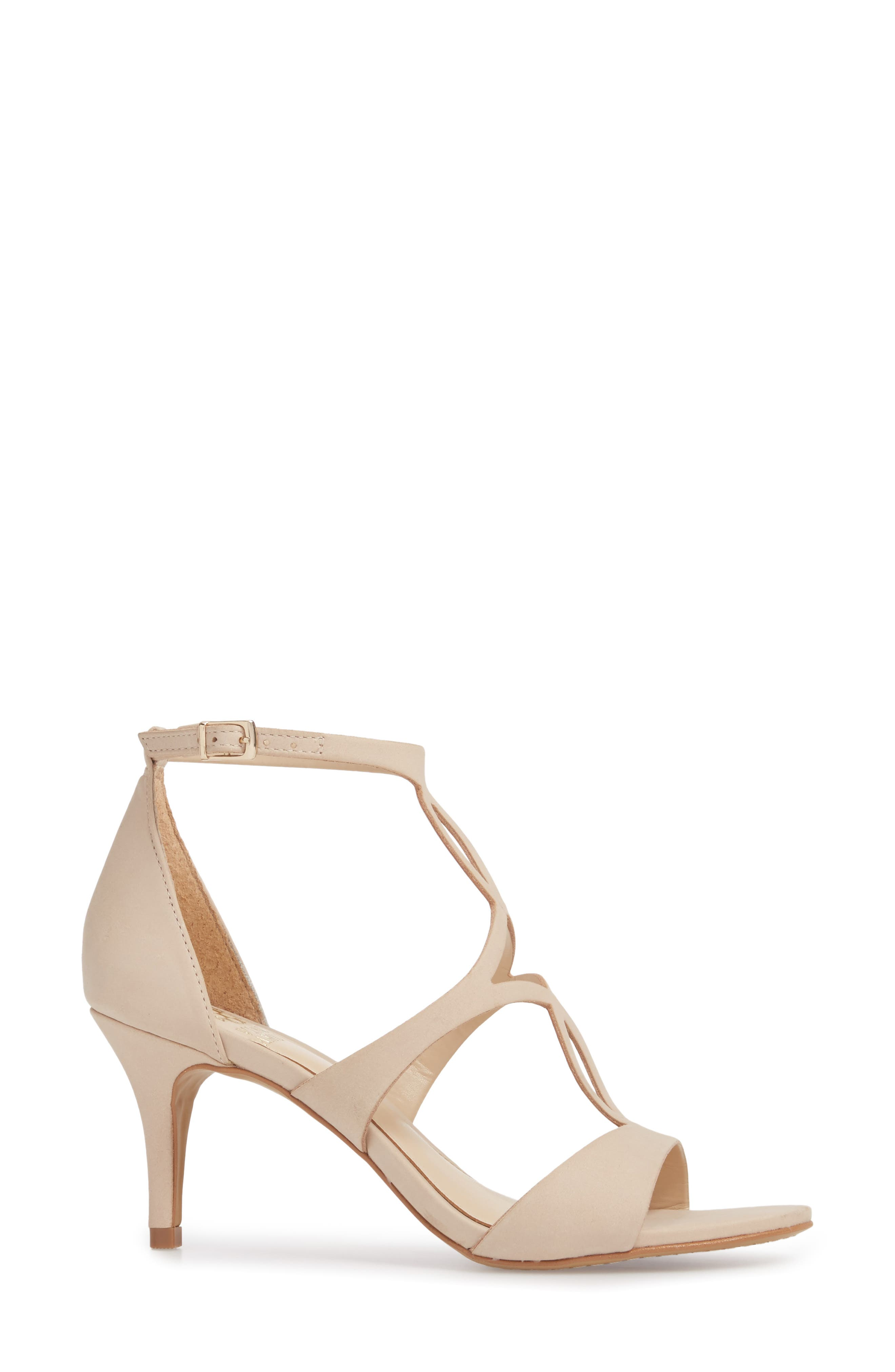 Payto Sandal,                             Alternate thumbnail 3, color,                             NUDE LEATHER