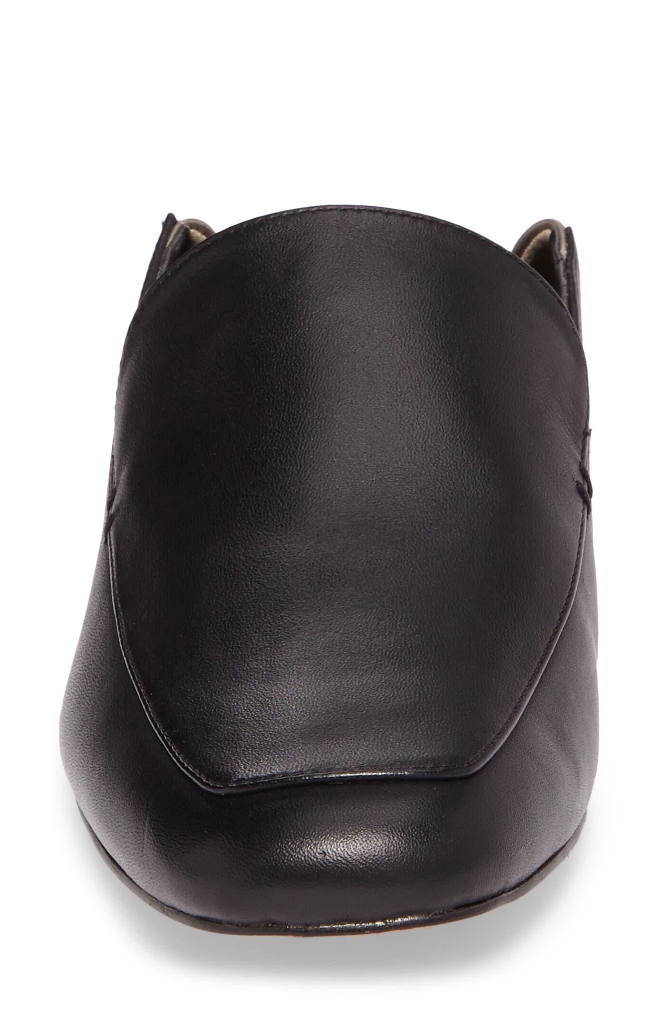 Faun Drop Heel Loafer,                             Alternate thumbnail 5, color,                             003