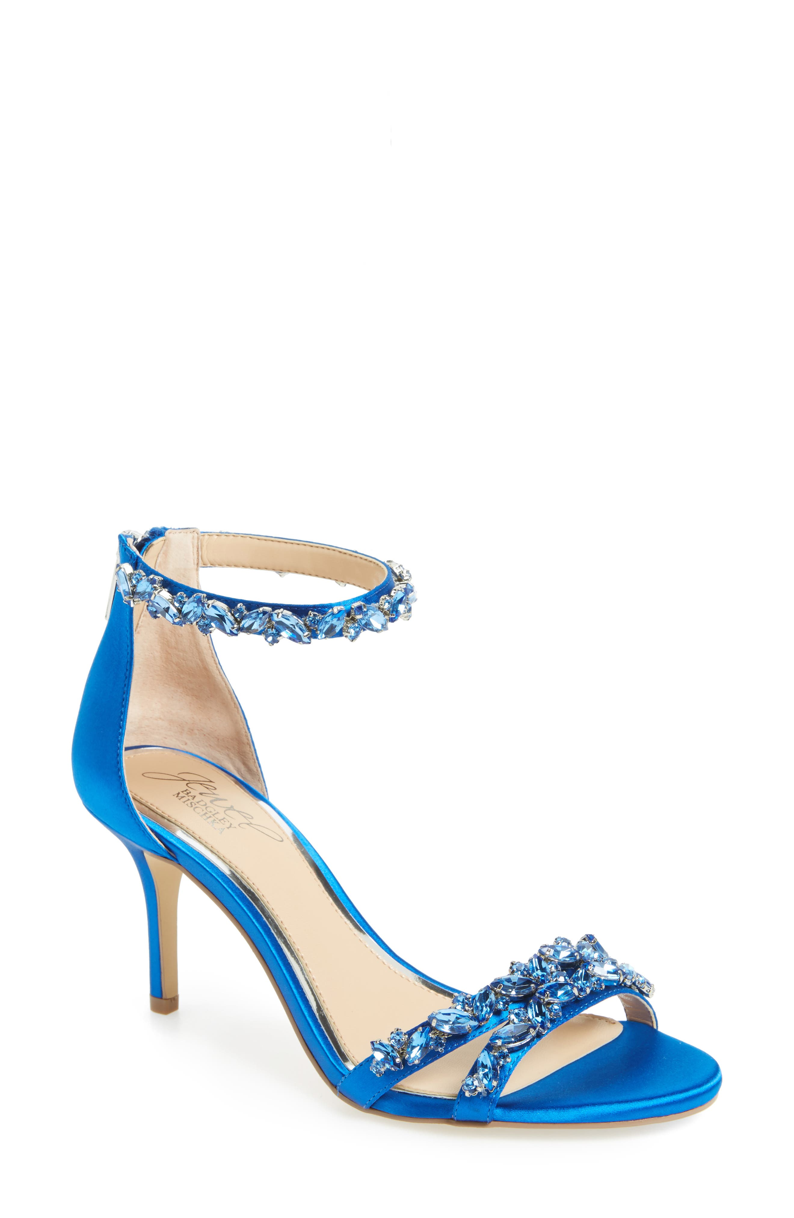 Caroline Embellished Sandal,                             Main thumbnail 4, color,