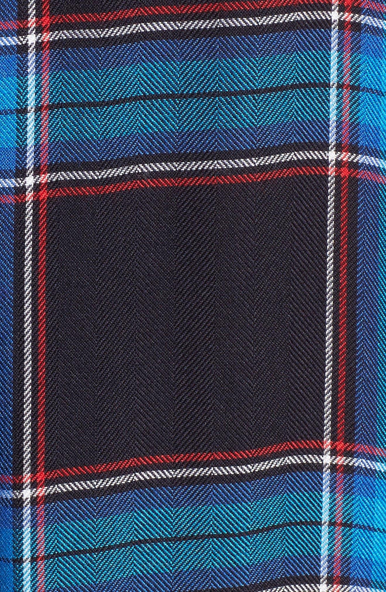 Hunter Plaid Shirt,                             Alternate thumbnail 607, color,