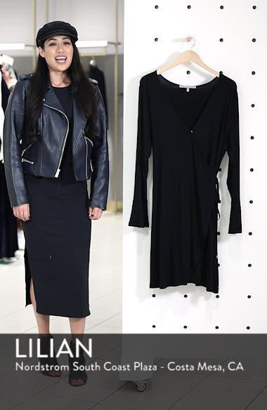 Casey Faux Wrap Dress, sales video thumbnail