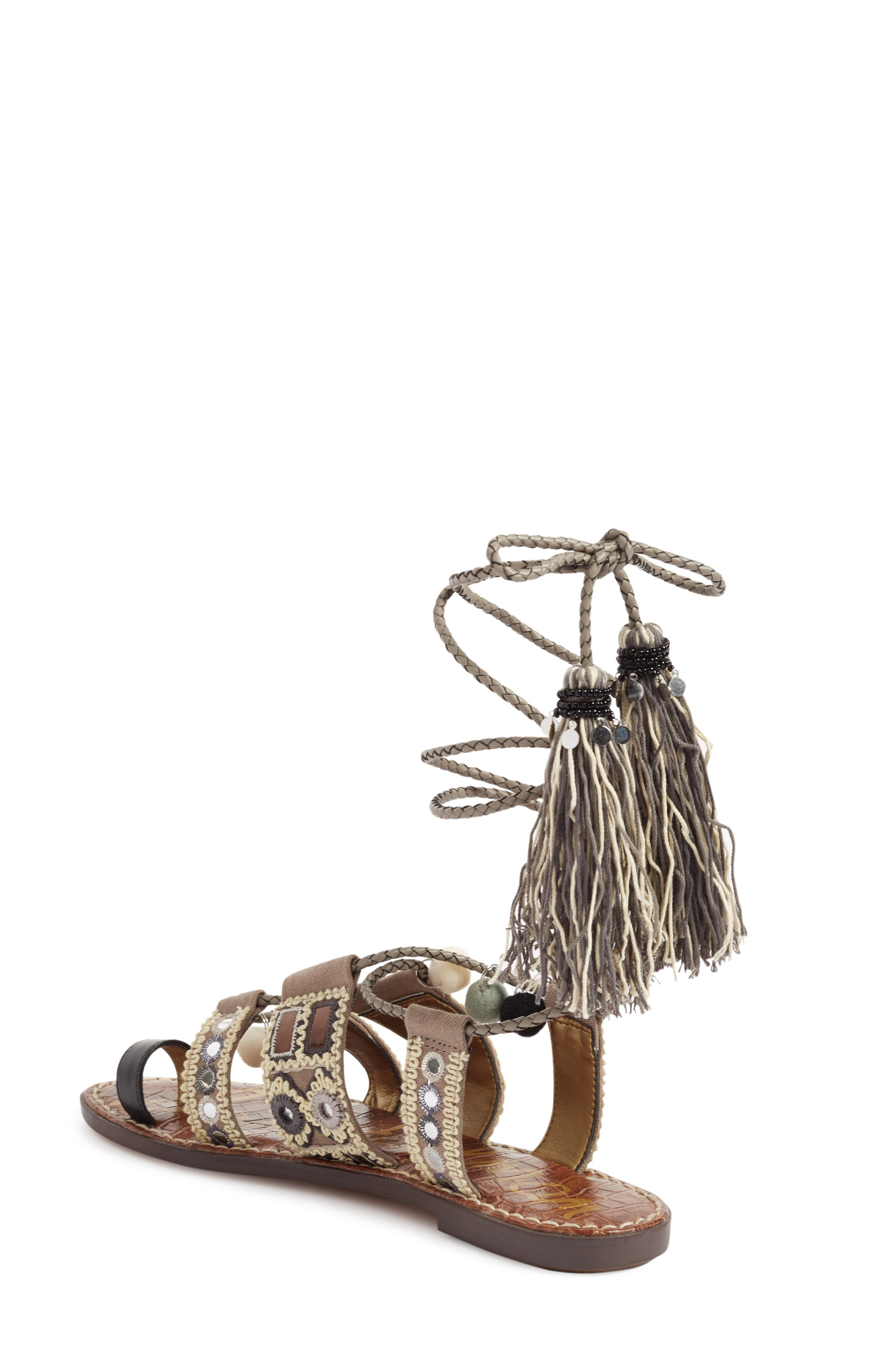 Gretchen Gladiator Sandal,                             Alternate thumbnail 2, color,                             020