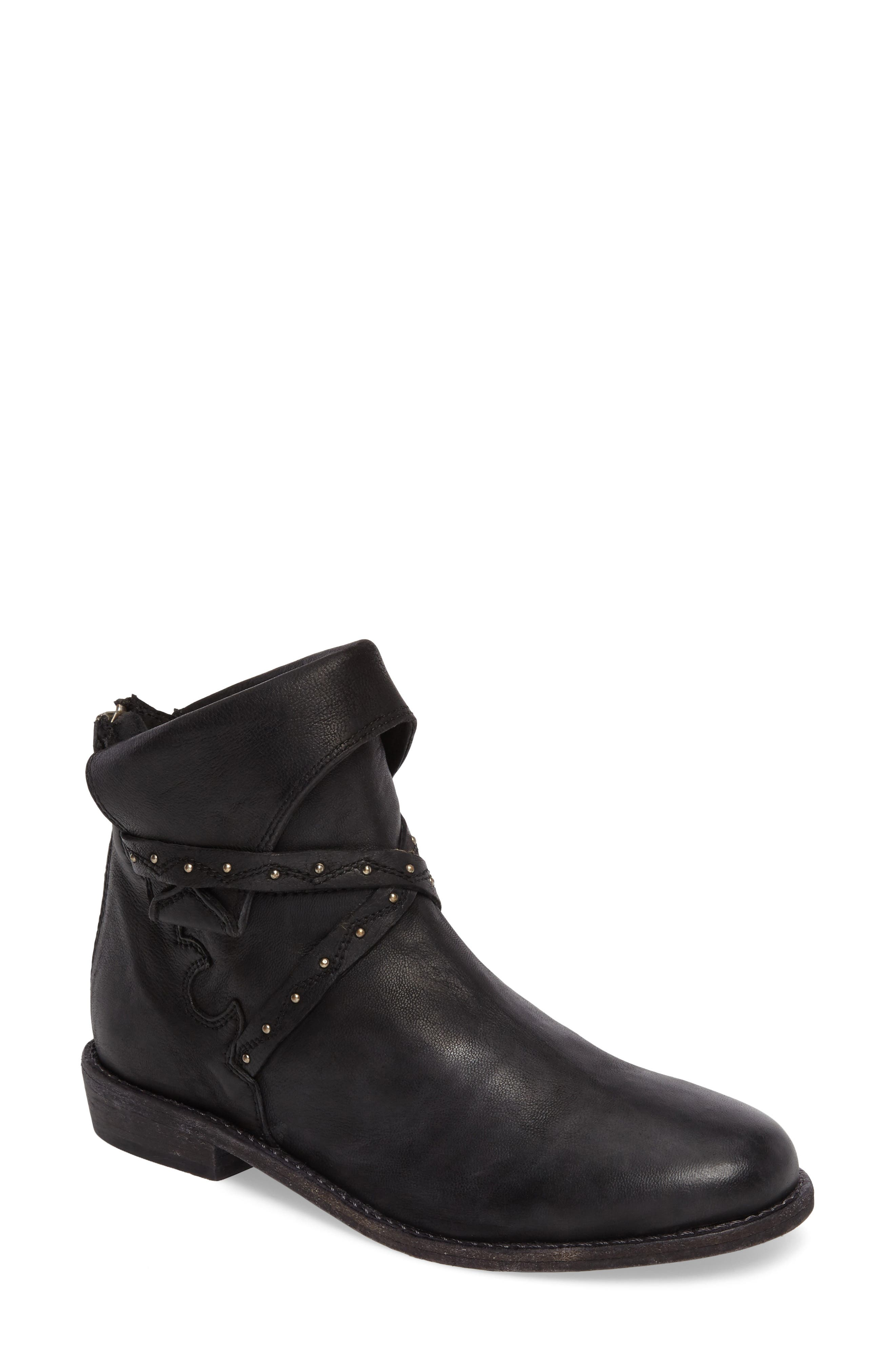 Alamosa Slouchy Bootie,                             Main thumbnail 1, color,                             001