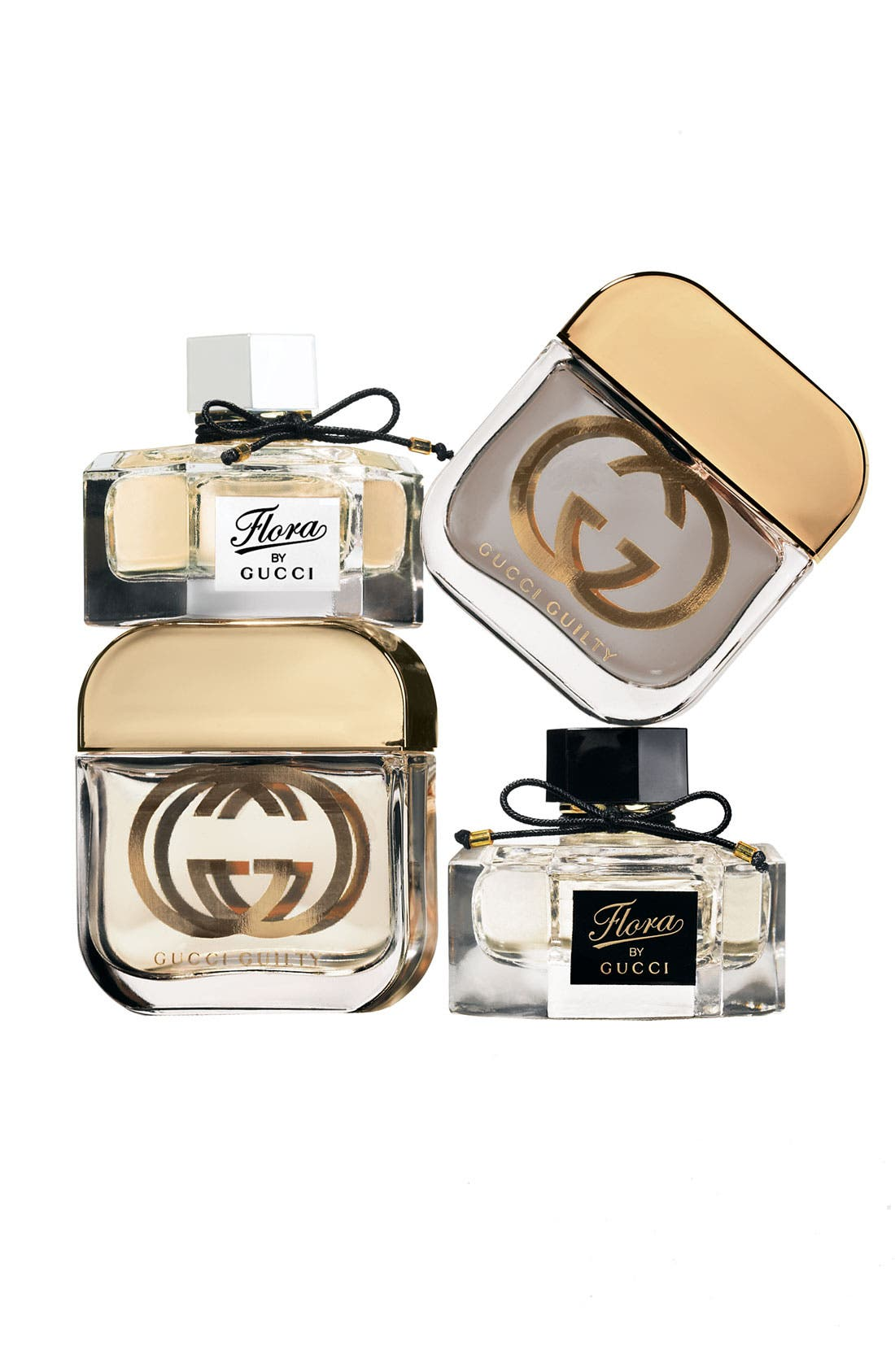 GUCCI,                             'House of Gucci' 90th Anniversary Fragrance Coffret for Her,                             Main thumbnail 1, color,                             000