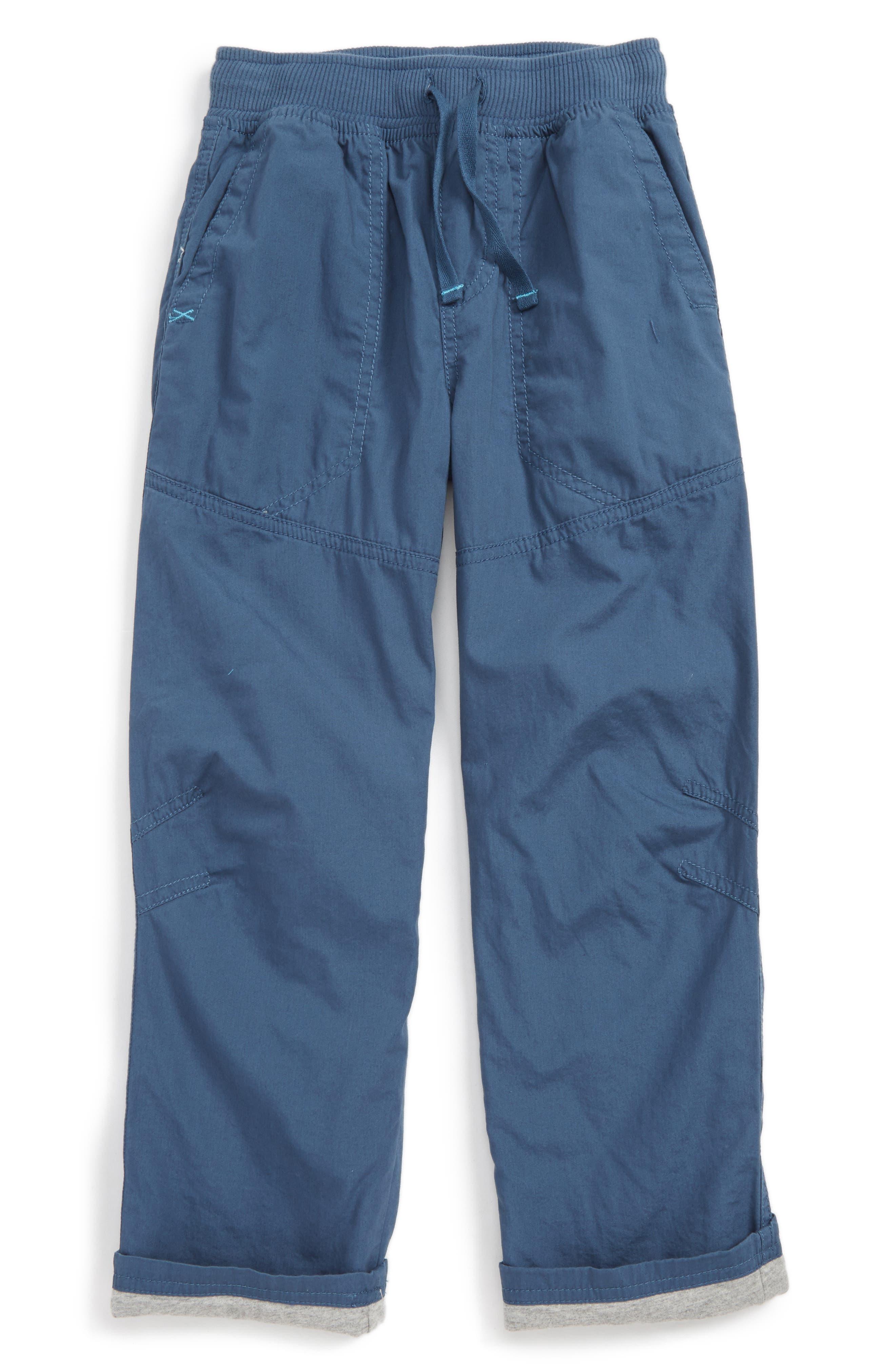 Jersey Lined Pants,                             Main thumbnail 2, color,