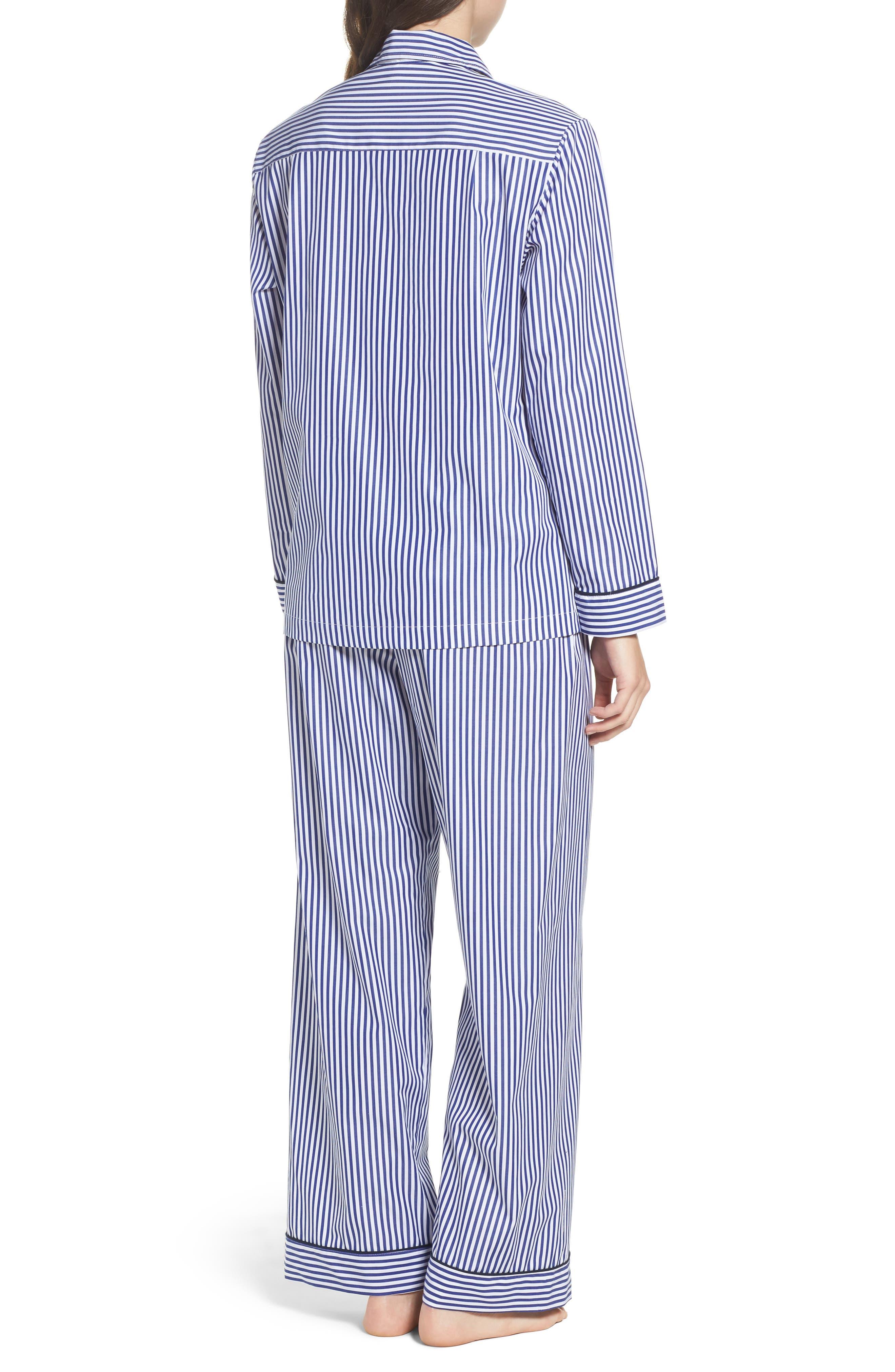 Stripe Pajamas,                             Alternate thumbnail 2, color,                             400