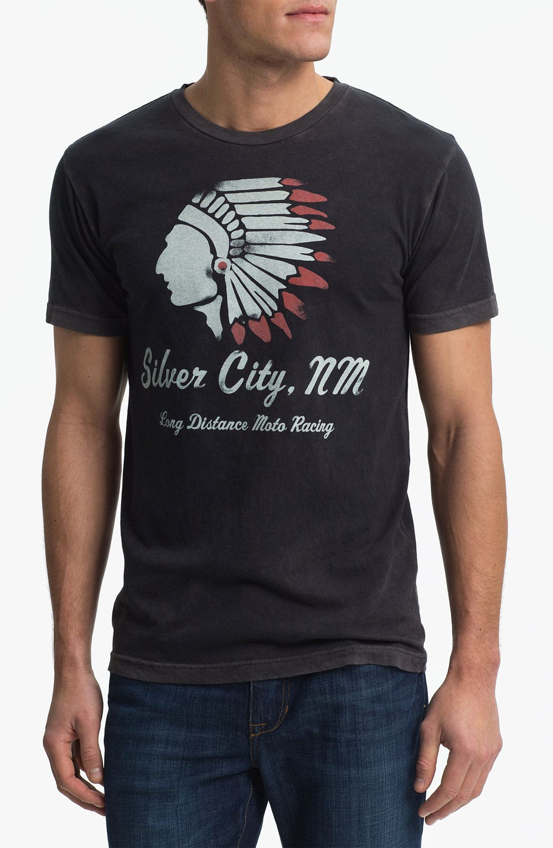 'Silver City, NM' Graphic T-Shirt,                             Main thumbnail 1, color,                             001