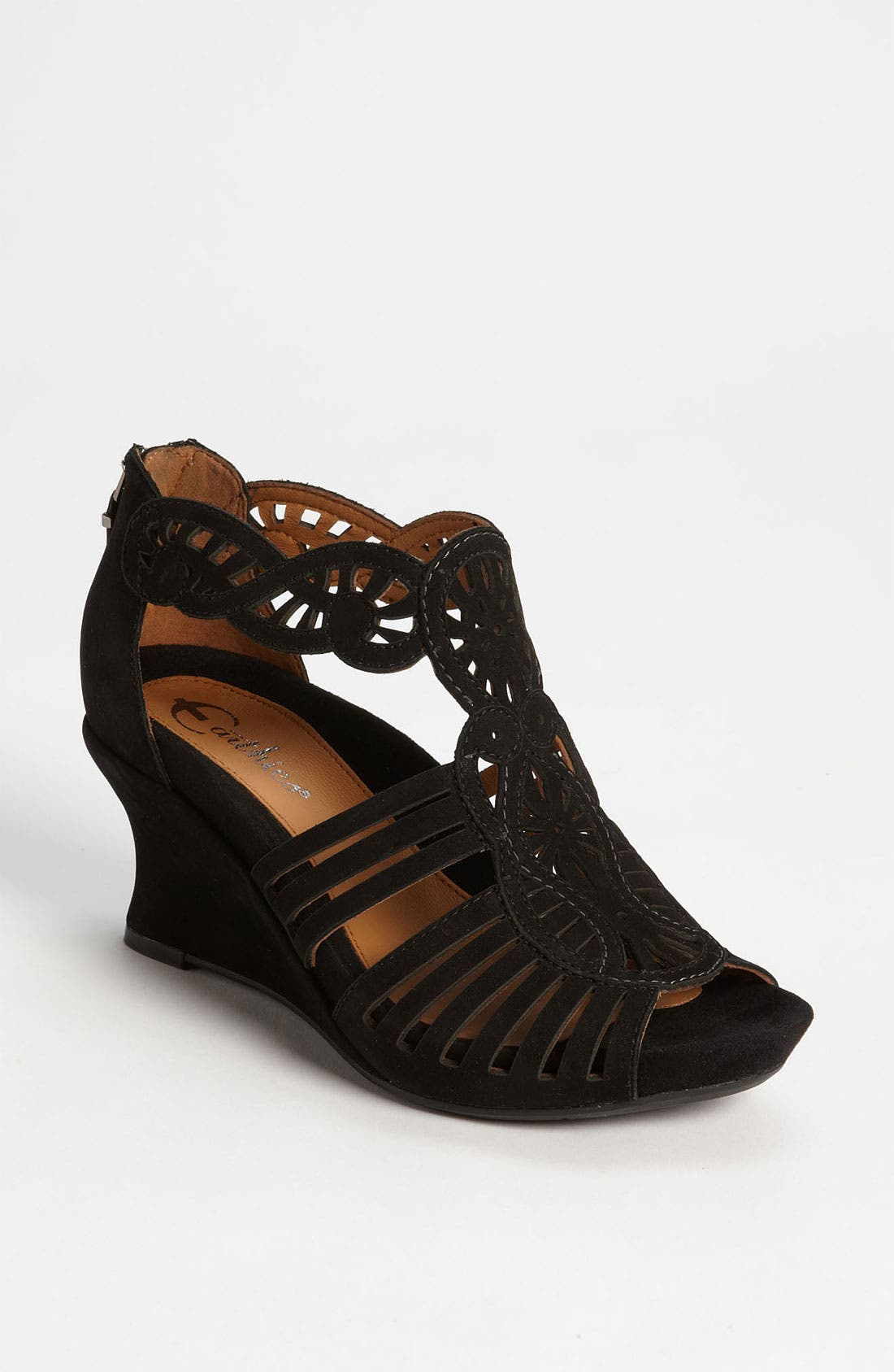 'Caradonna' Sandal,                         Main,                         color, 001