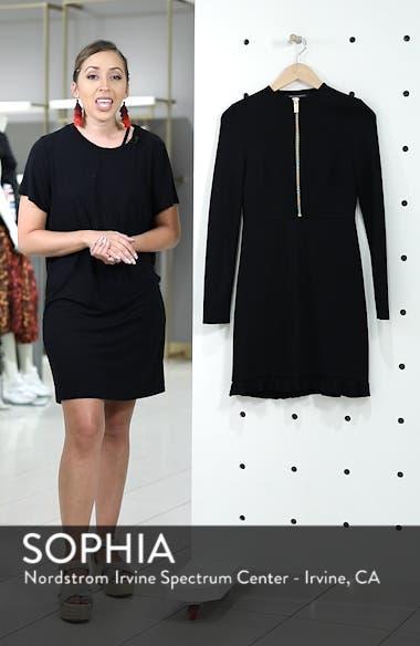 Teresa Ponte Jersey Dress, sales video thumbnail