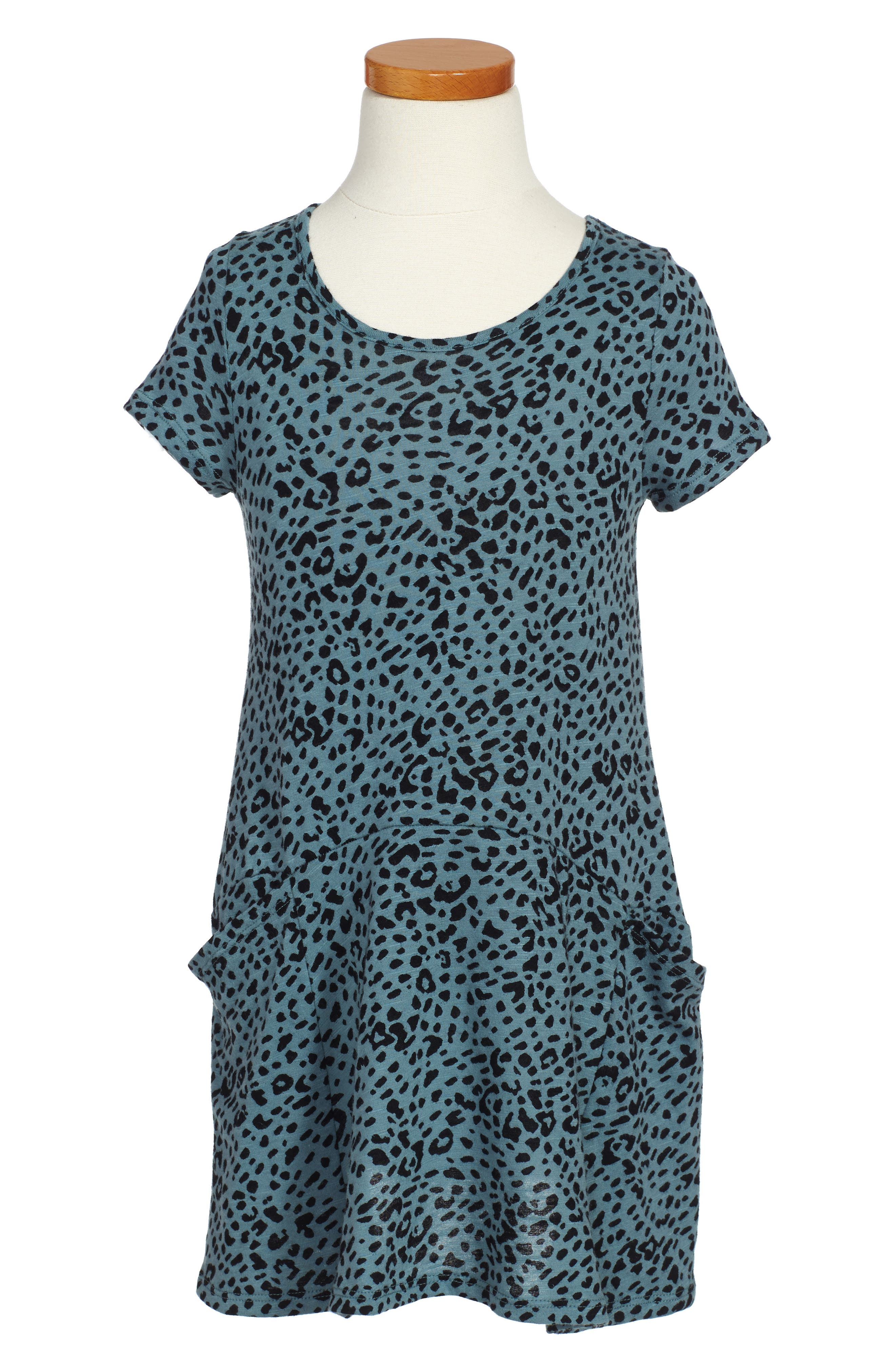 Told You T-Shirt Dress,                         Main,                         color, 312