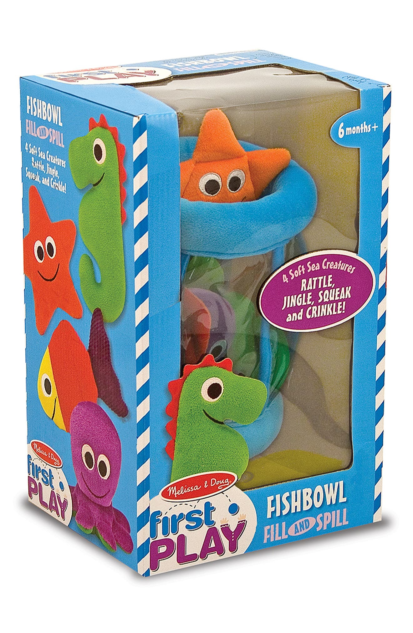 'Fishbowl Fill & Spill' Game,                             Alternate thumbnail 4, color,                             MULTI