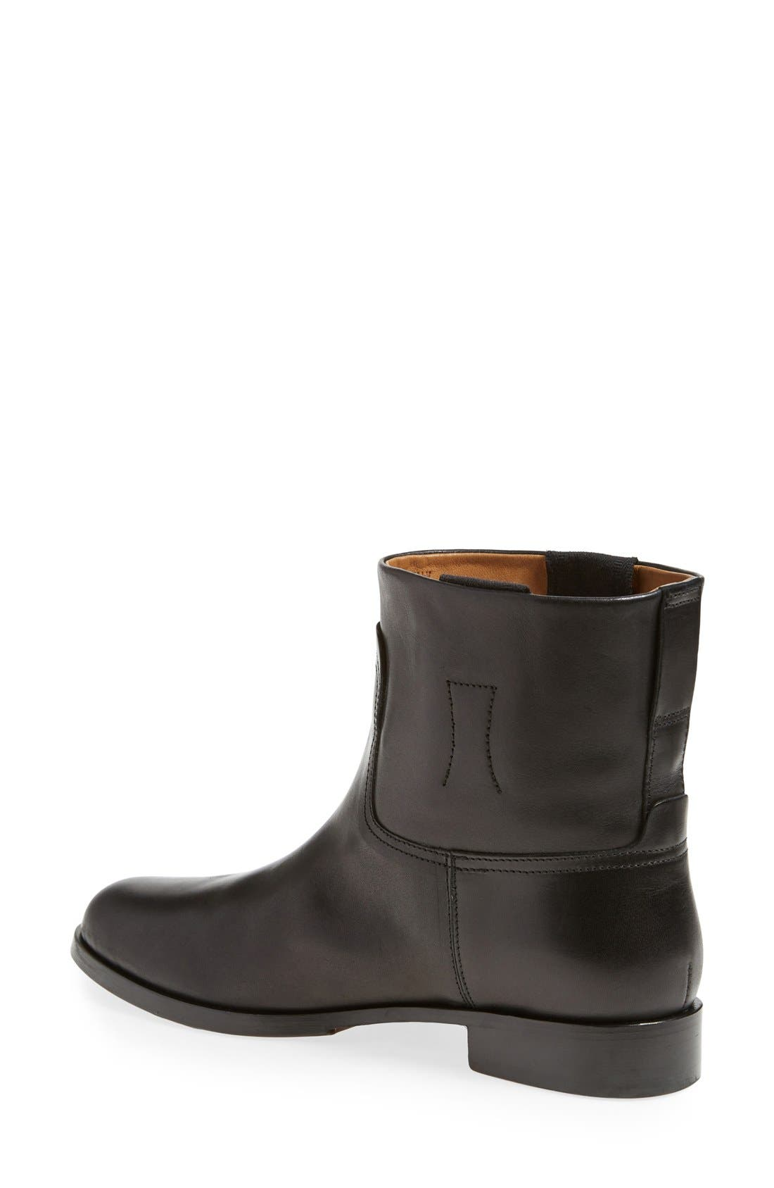 RAG & BONE,                             'Holly' Ankle Bootie,                             Alternate thumbnail 4, color,                             001