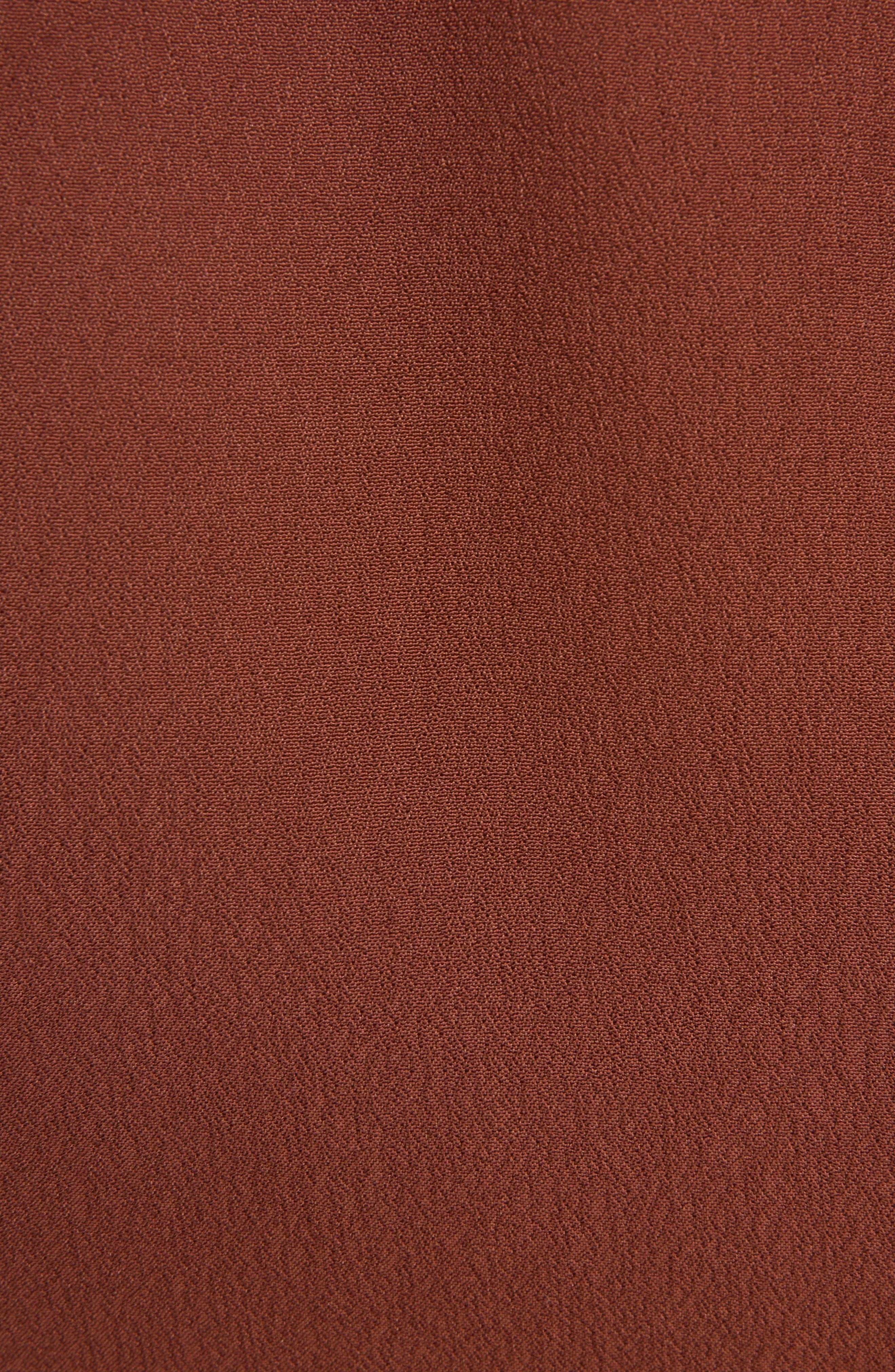 La Chemise Andre Tie Waist Blouse,                             Alternate thumbnail 5, color,                             200