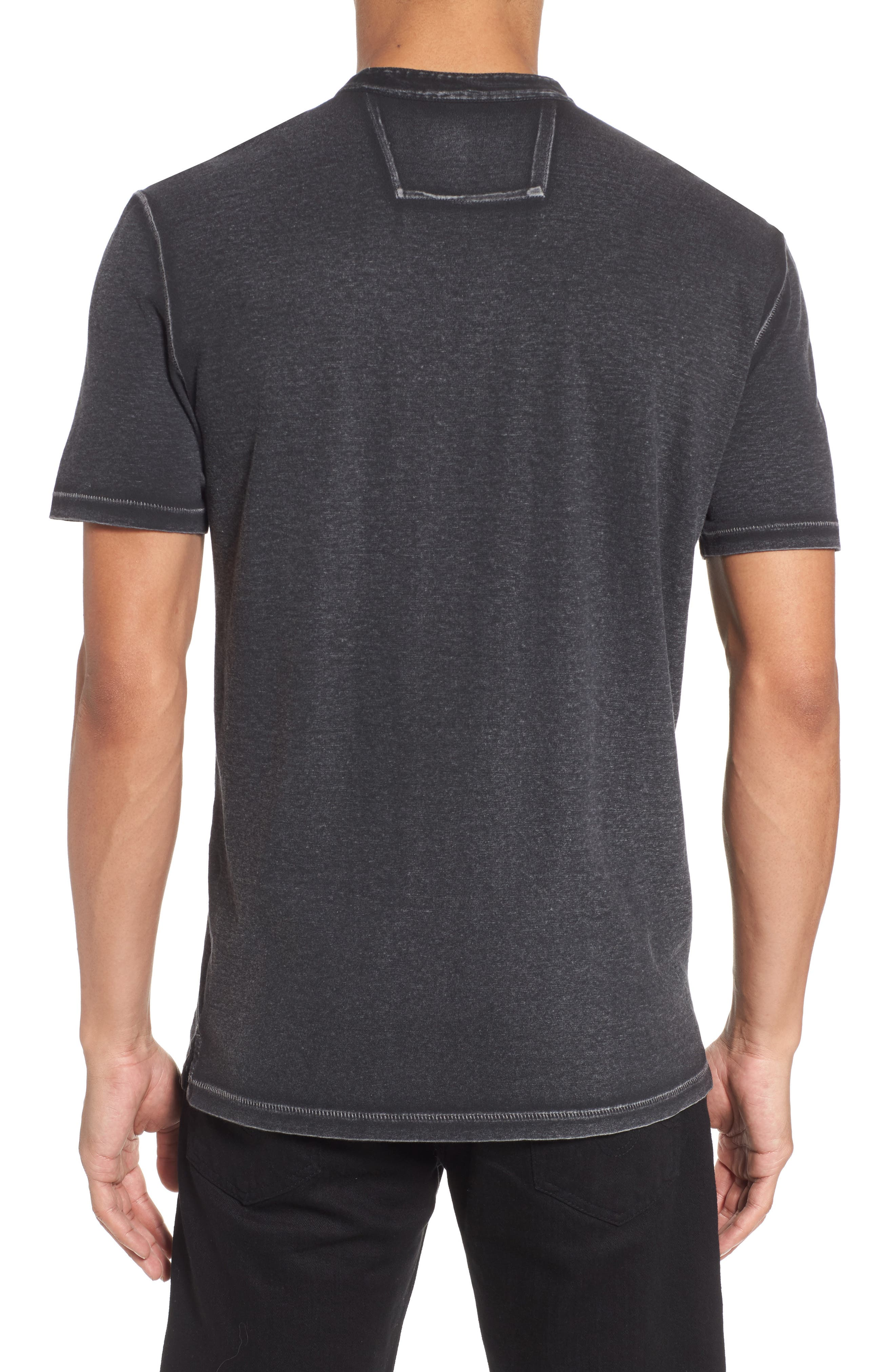 Regular Fit Cotton Henley,                             Alternate thumbnail 2, color,                             020