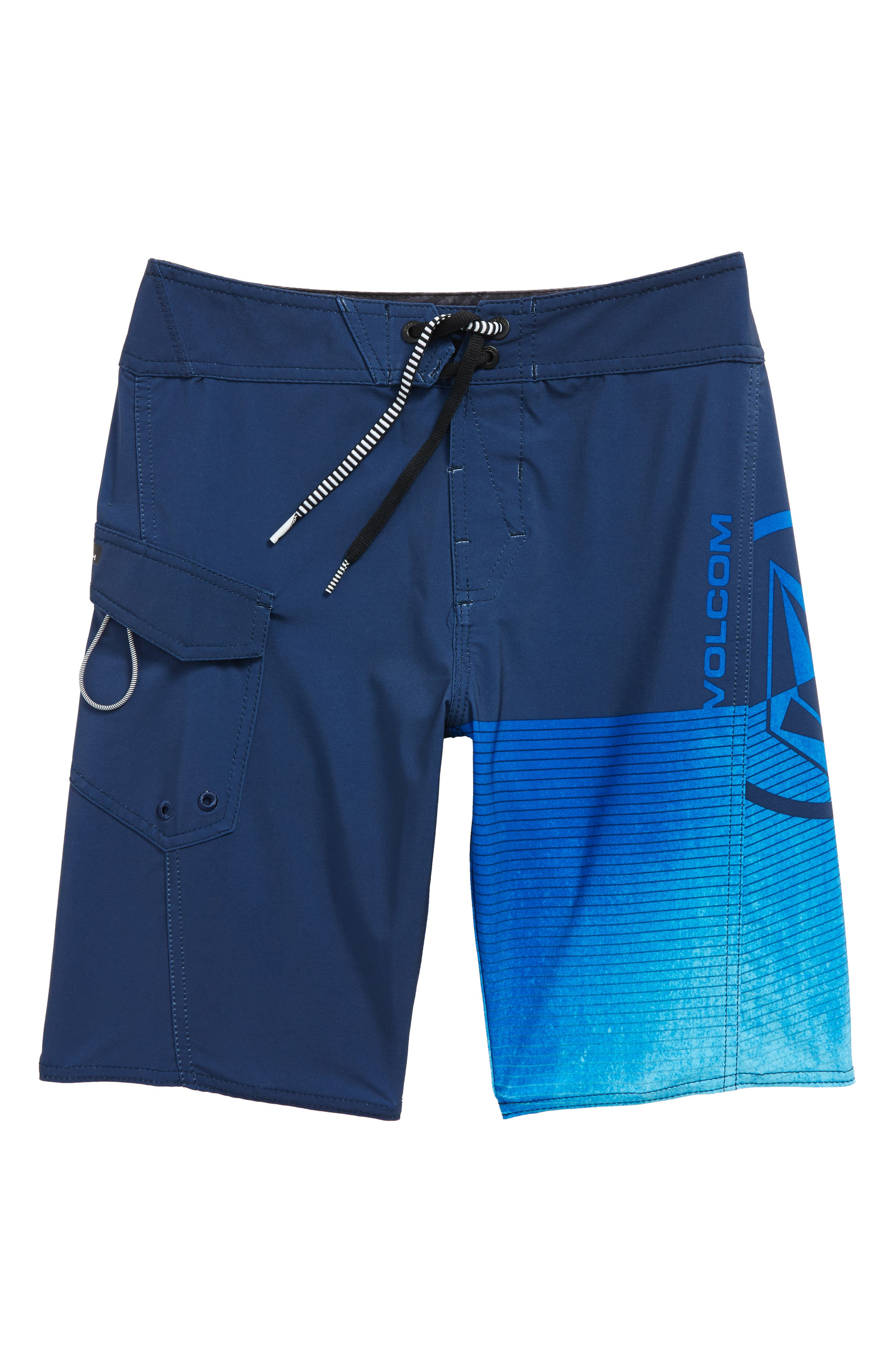 Costa Logo Mod Board Shorts,                             Main thumbnail 1, color,                             405