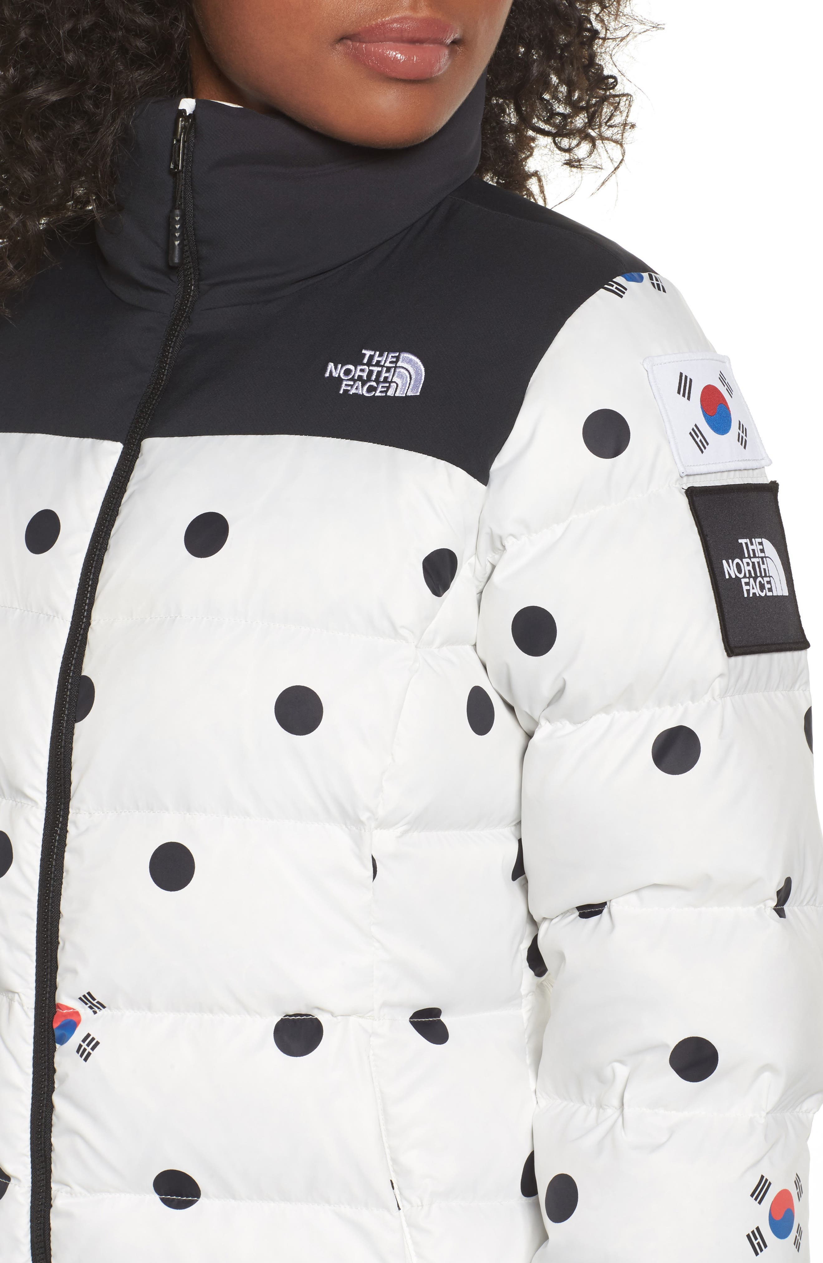 International Collection Nuptse 700-Fill Power Down Puffer Jacket,                             Alternate thumbnail 7, color,