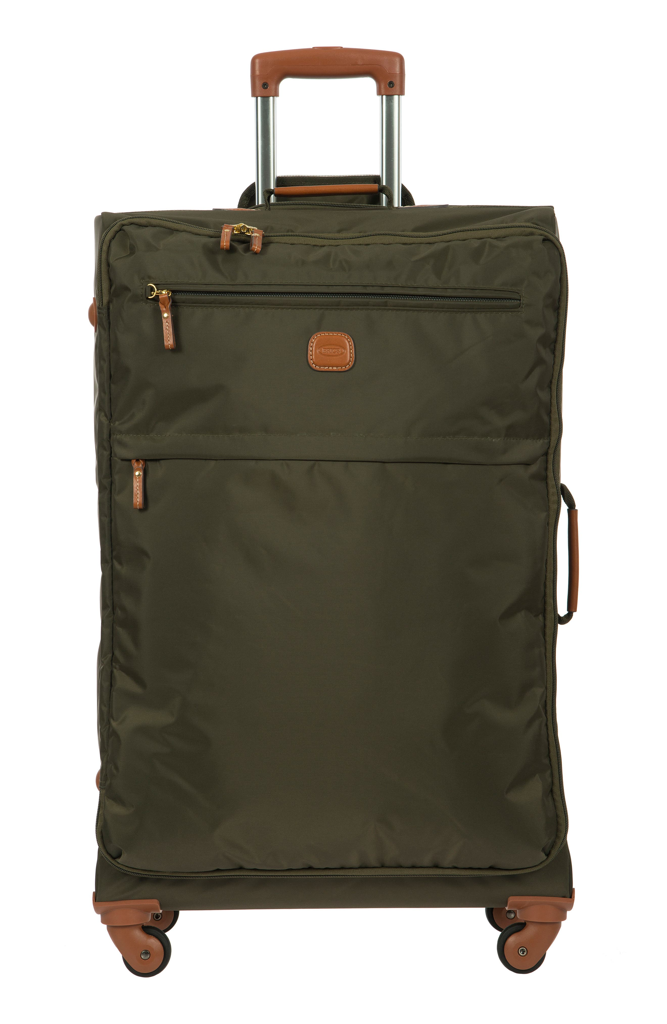 BRIC'S X-Bag 30-Inch Spinner Suitcase, Main, color, OLIVE