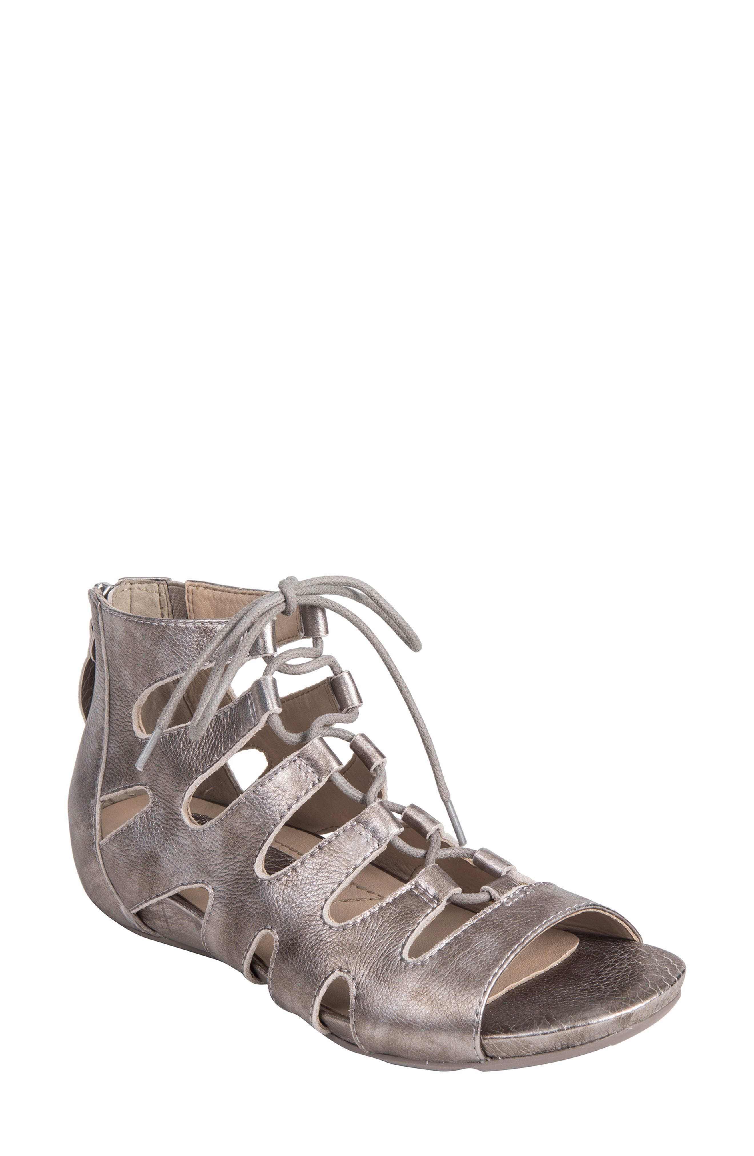 Roma Cage Sandal,                         Main,                         color, 040