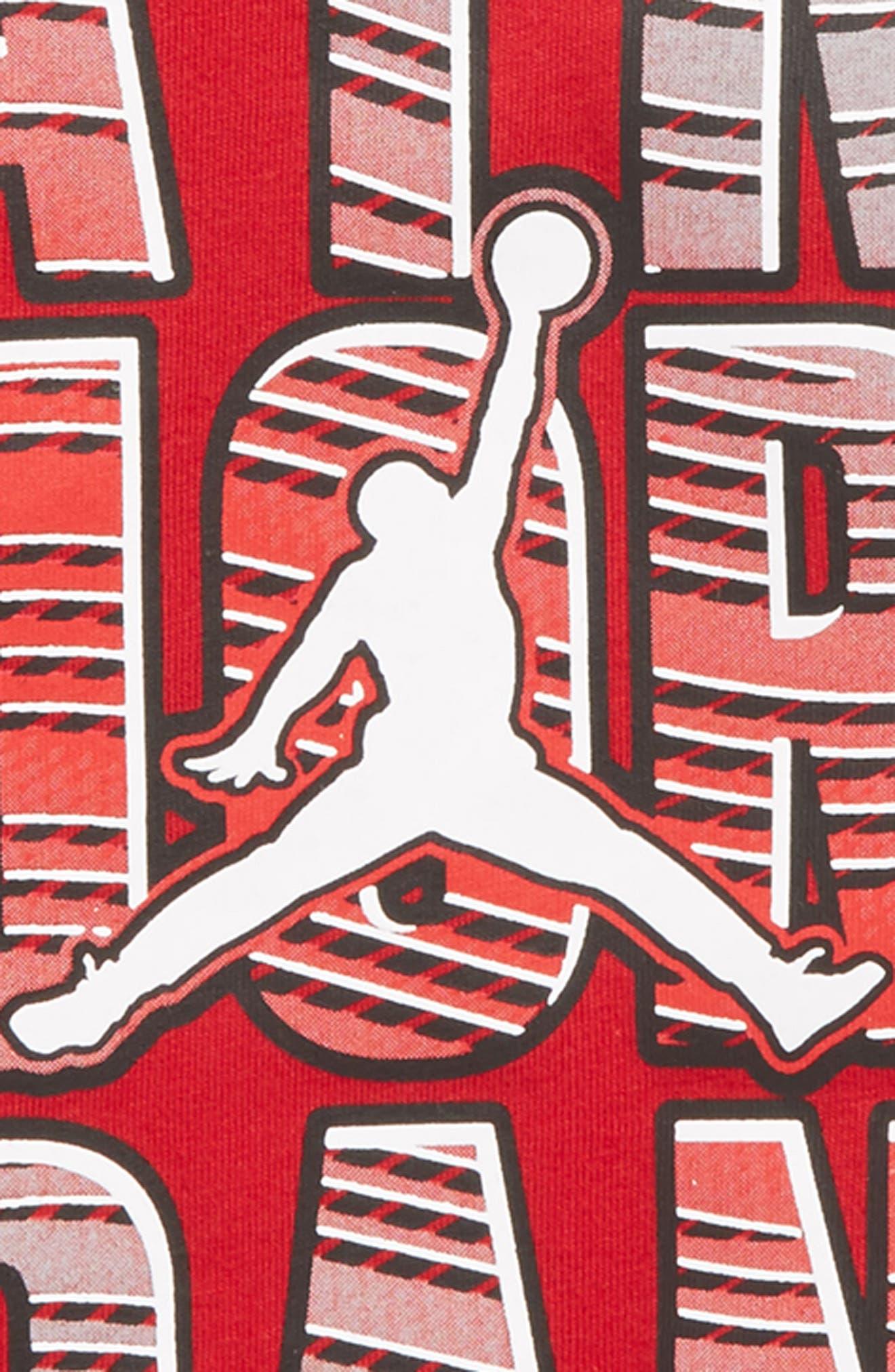 Jordan Reveal Graphic T-Shirt,                             Alternate thumbnail 2, color,                             606