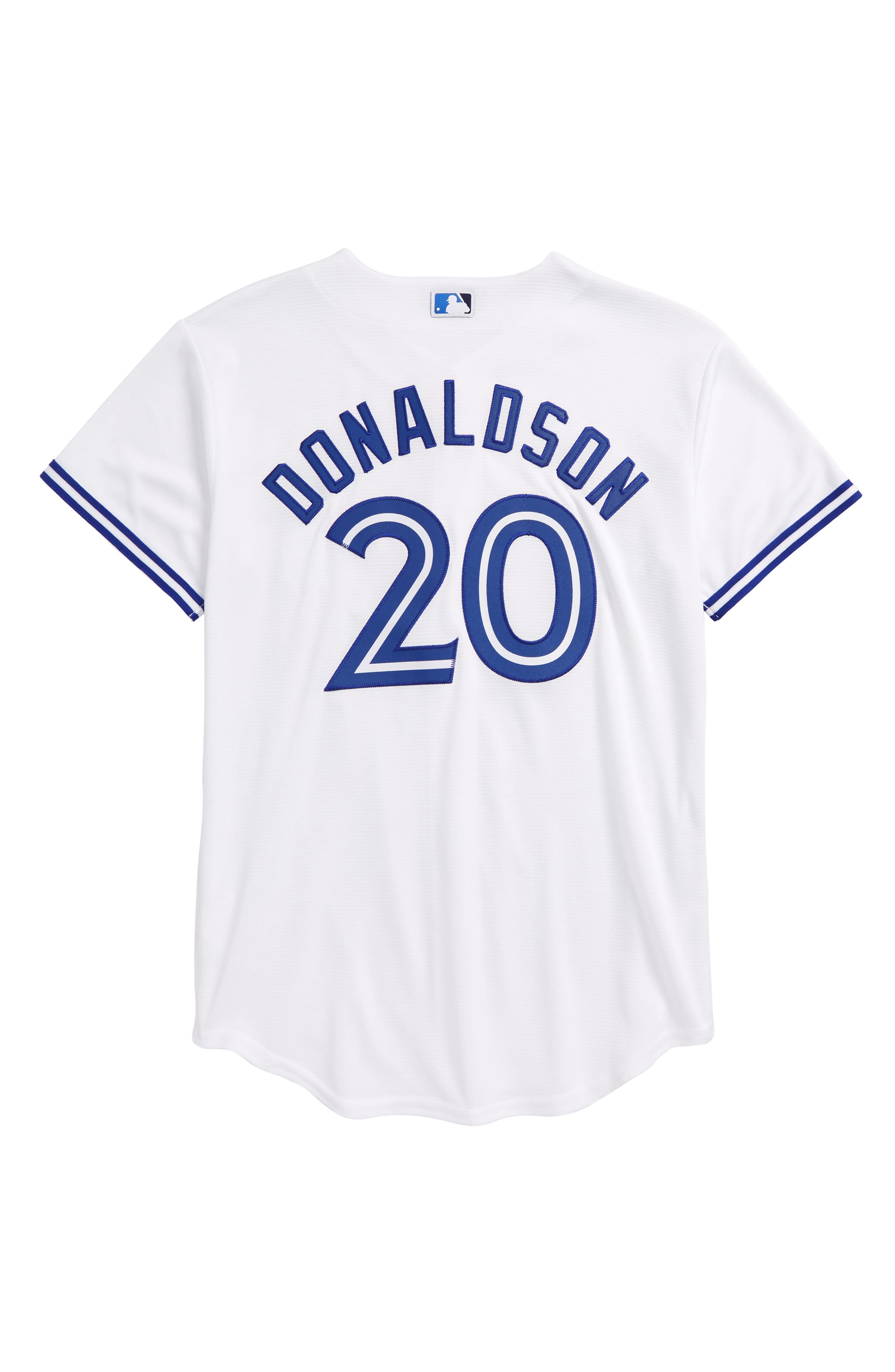 MAJESTIC MLB,                             Toronto Blue Jays - Josh Donaldson Baseball Jersey,                             Alternate thumbnail 2, color,                             100