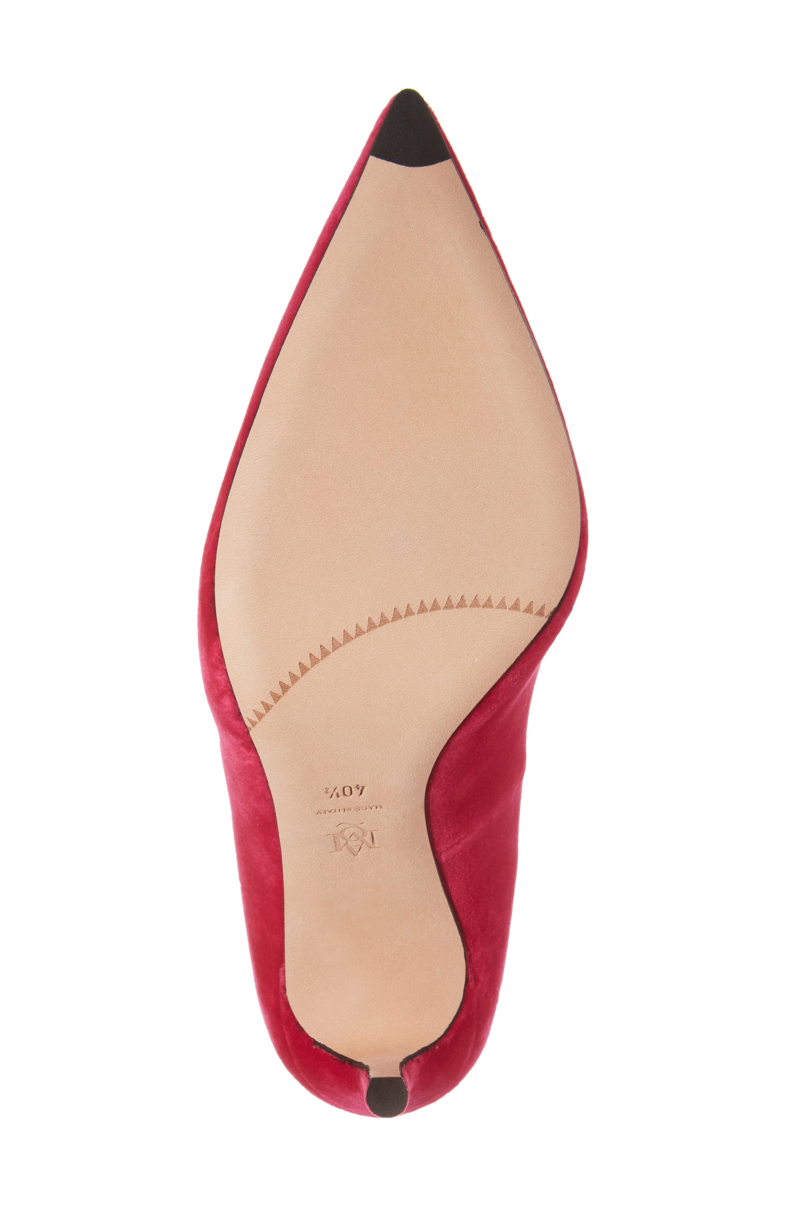 Pointy Toe Pump,                             Alternate thumbnail 8, color,