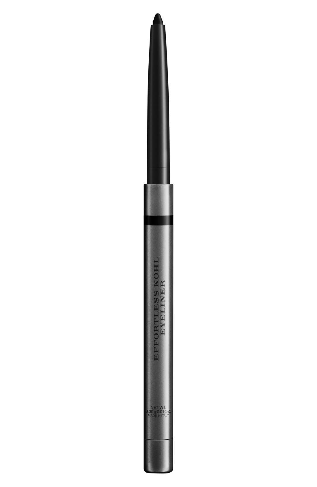 Burberry Effortless Kohl Eyeliner,                             Main thumbnail 1, color,                             NO. 01 JET BLACK