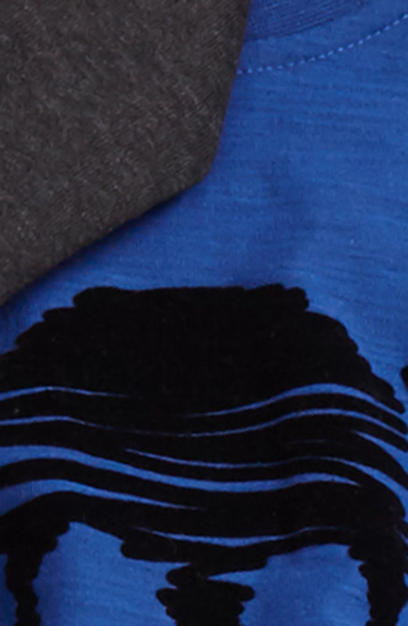 Shirt, Hoodie & Jeans Set,                             Alternate thumbnail 2, color,