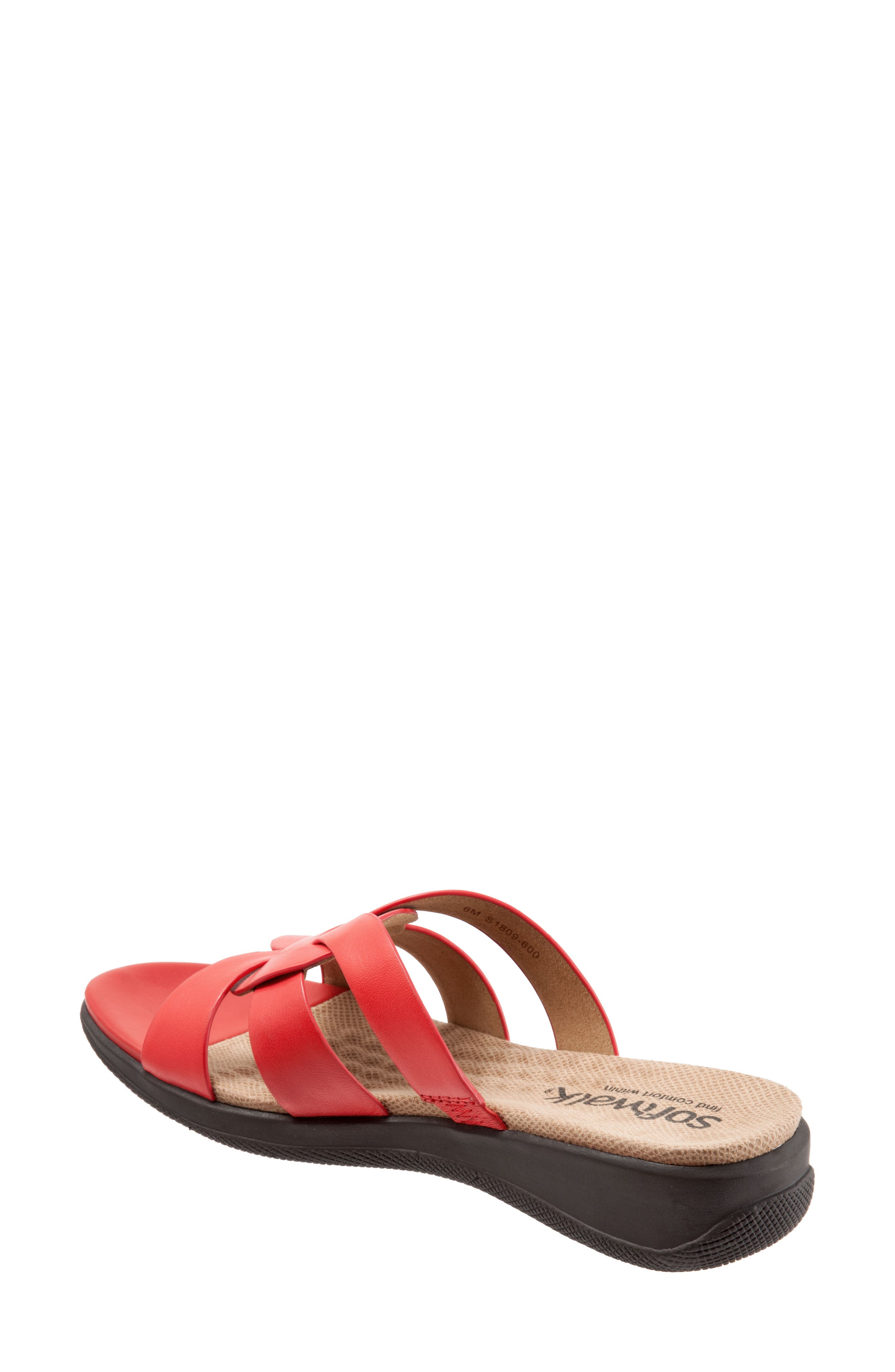 Thompson Slide Sandal,                             Alternate thumbnail 6, color,