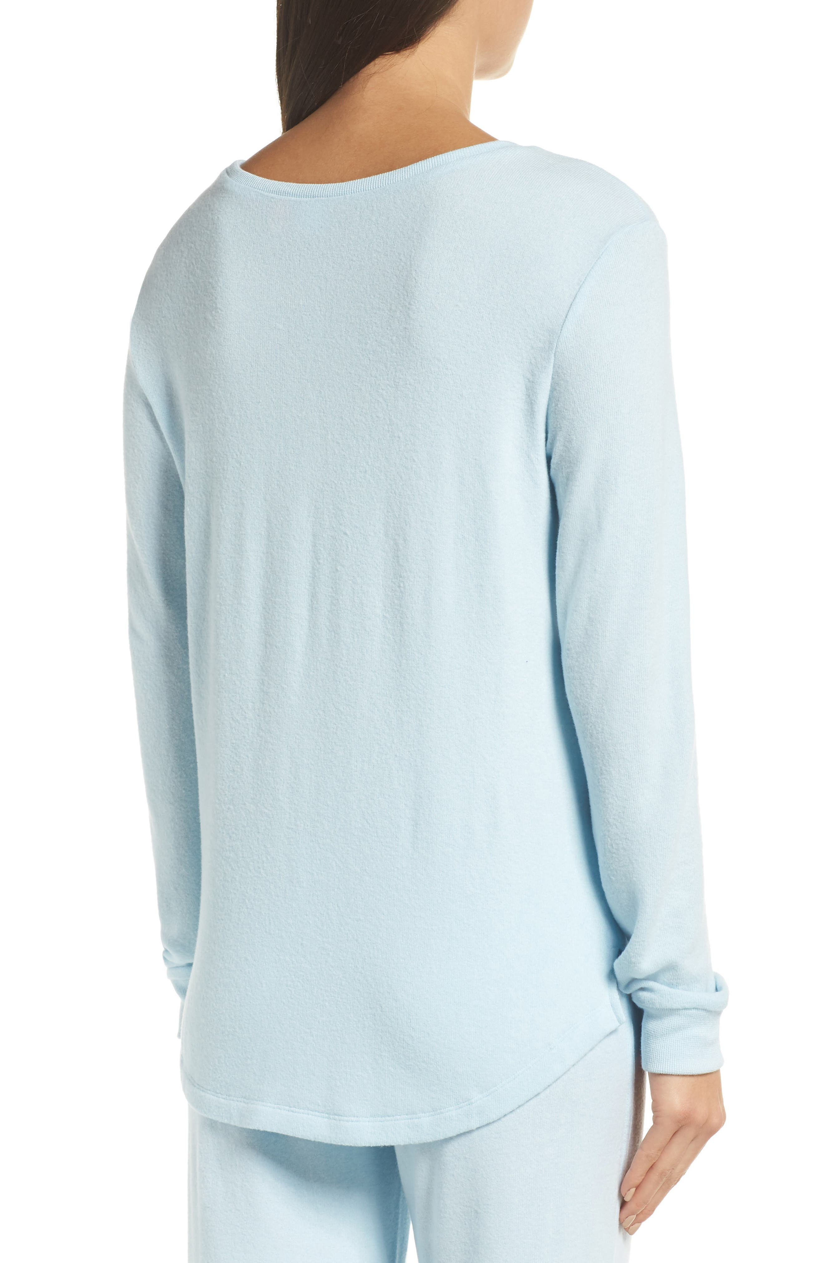 Too Cool Pullover,                             Alternate thumbnail 2, color,                             BLUE OMPHALODES