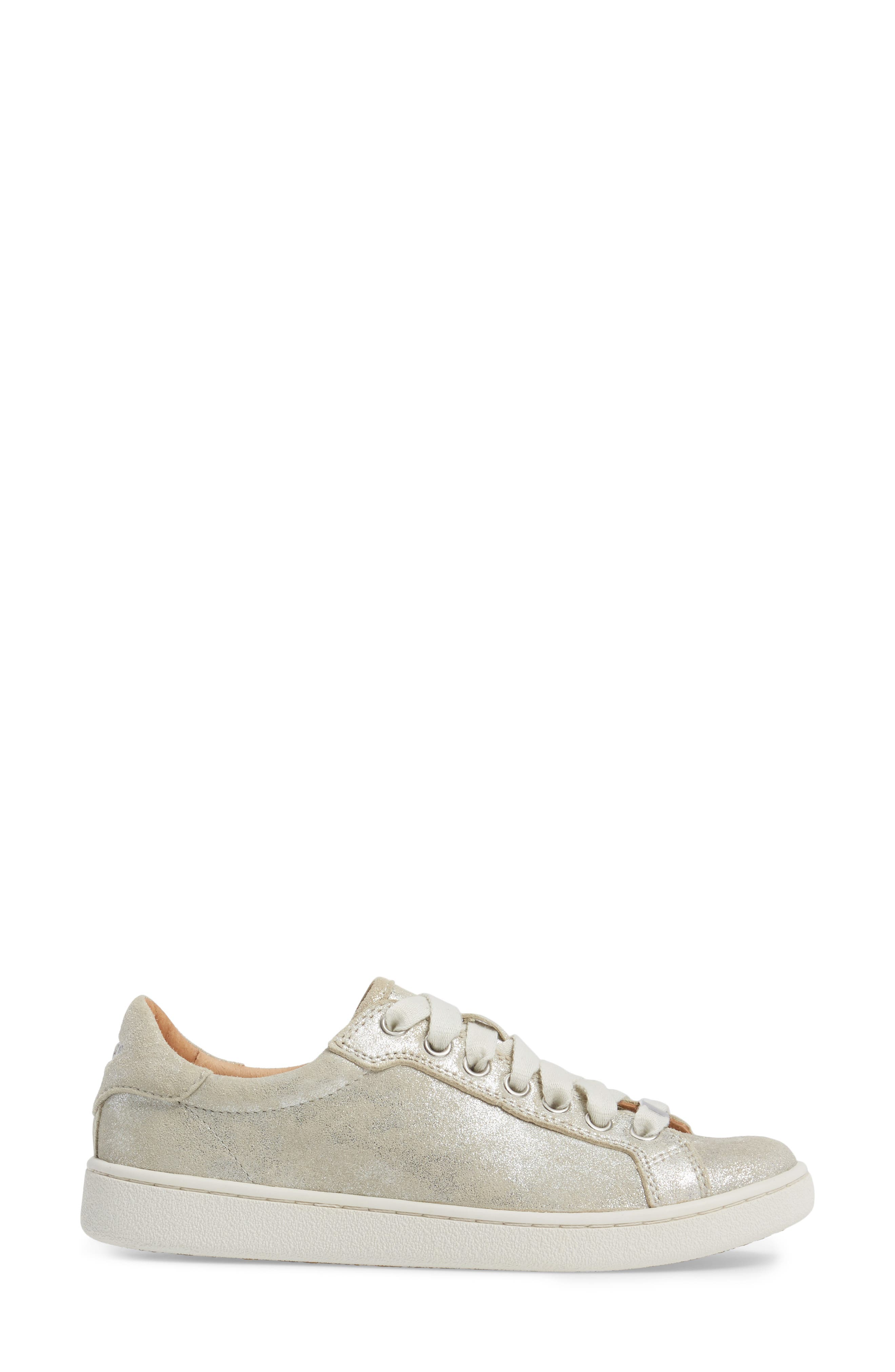 Milo Stardust Sneaker,                             Alternate thumbnail 3, color,