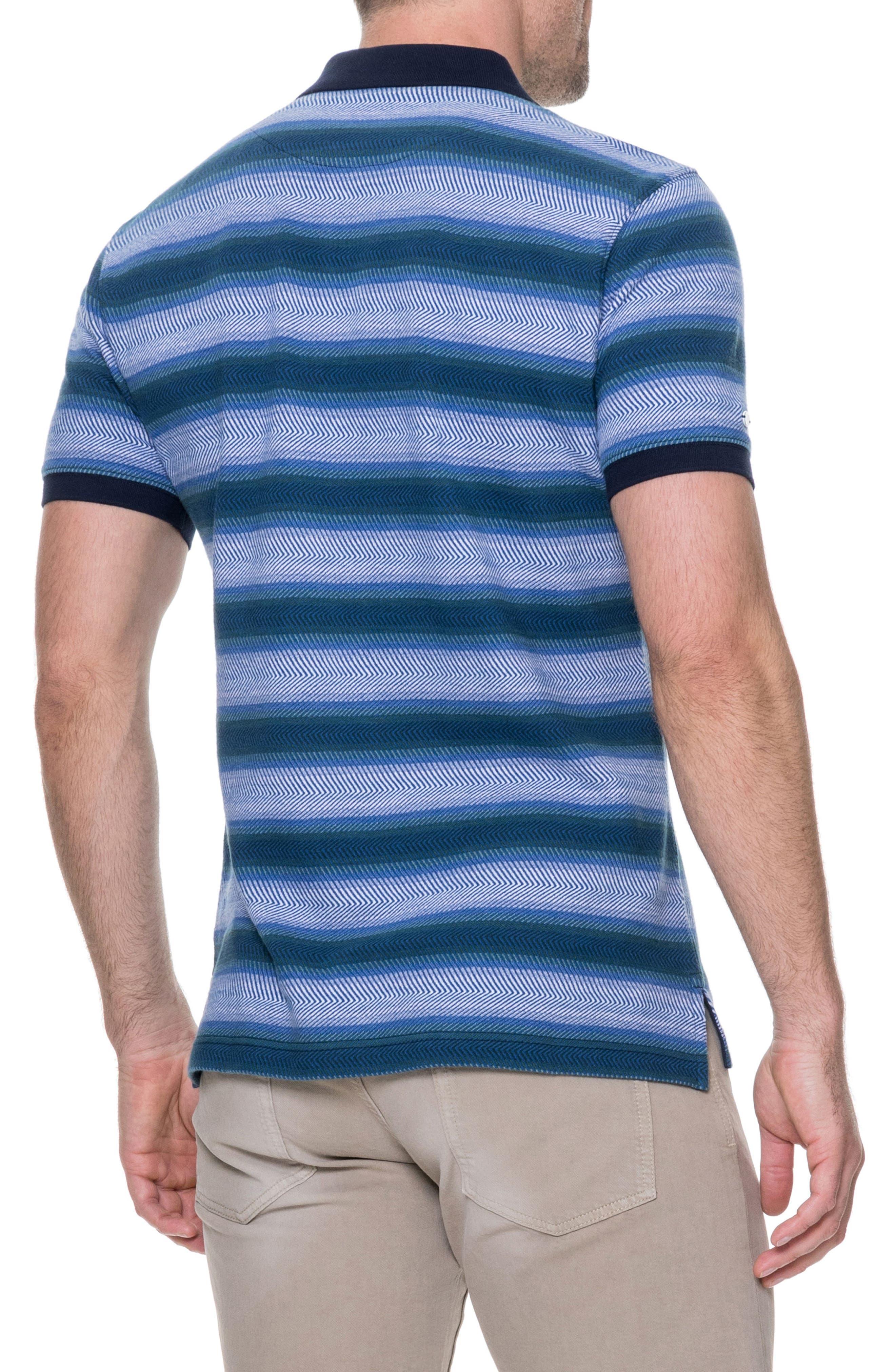Blue Spur Polo,                             Alternate thumbnail 2, color,                             439