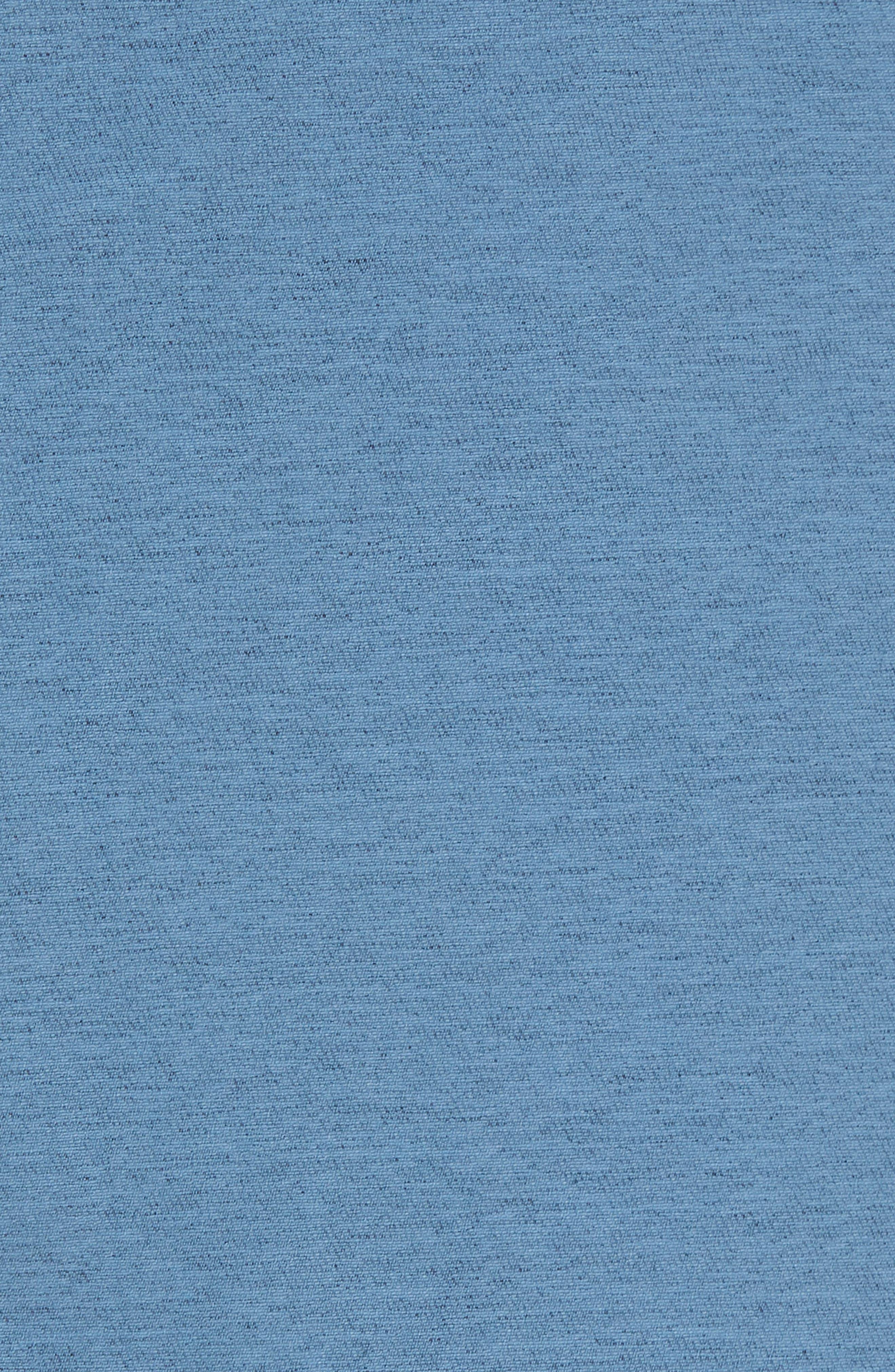 Bond Hybrid Shorts,                             Alternate thumbnail 5, color,                             TIDAL BLUE