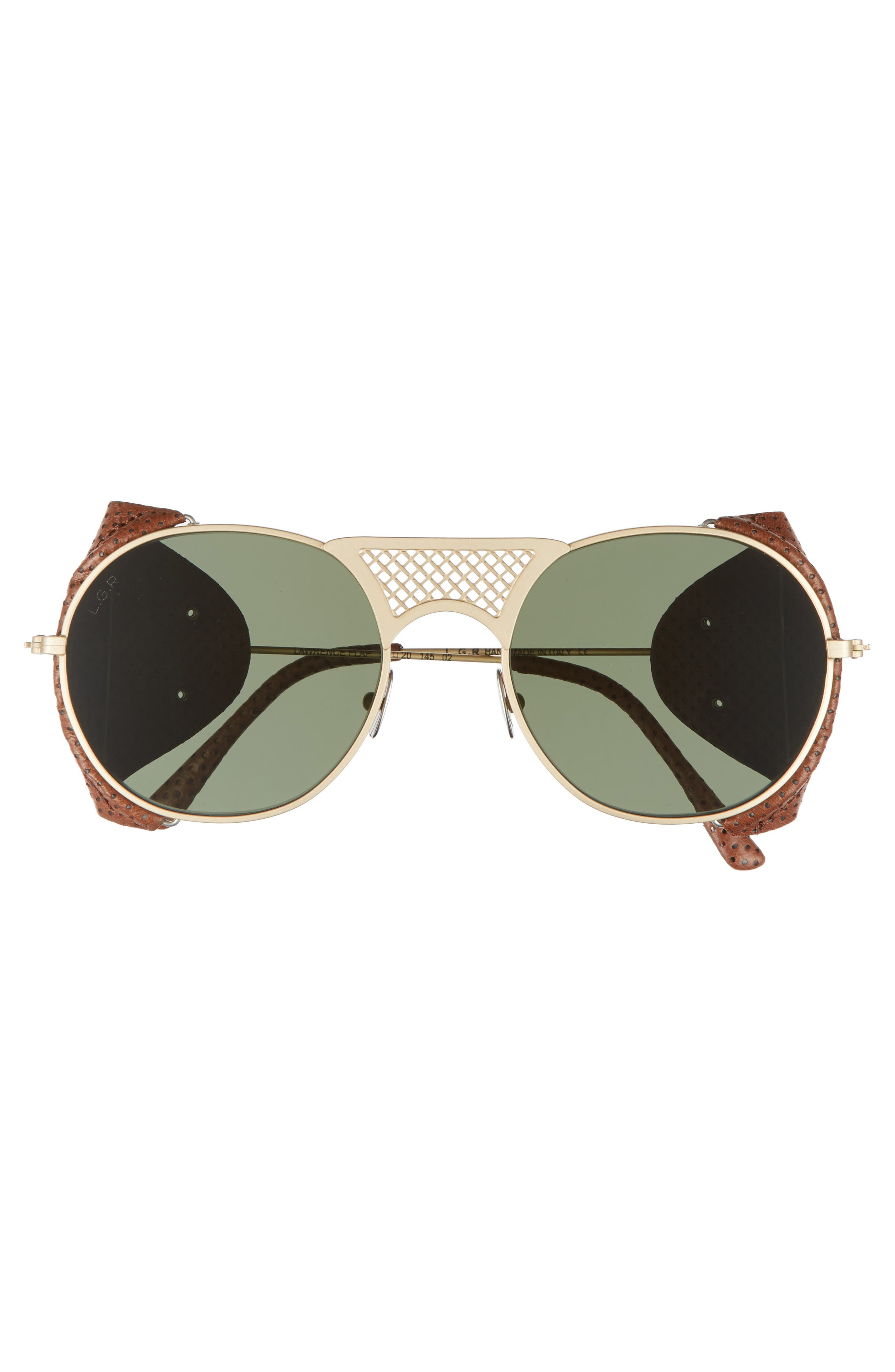 Lawrence 54mm Sunglasses,                             Alternate thumbnail 4, color,