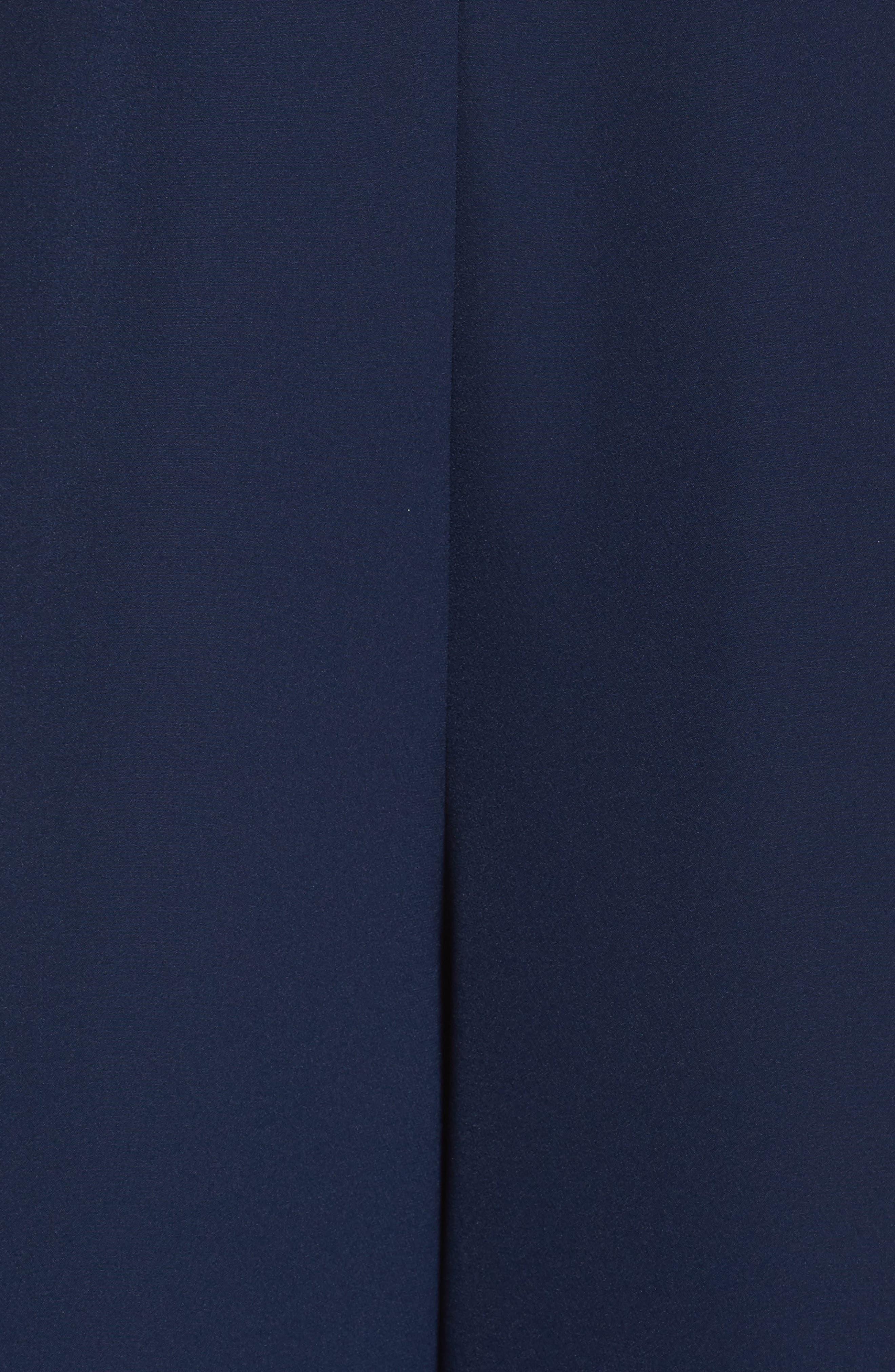 Pleated Wide Leg Pants,                             Alternate thumbnail 5, color,                             410
