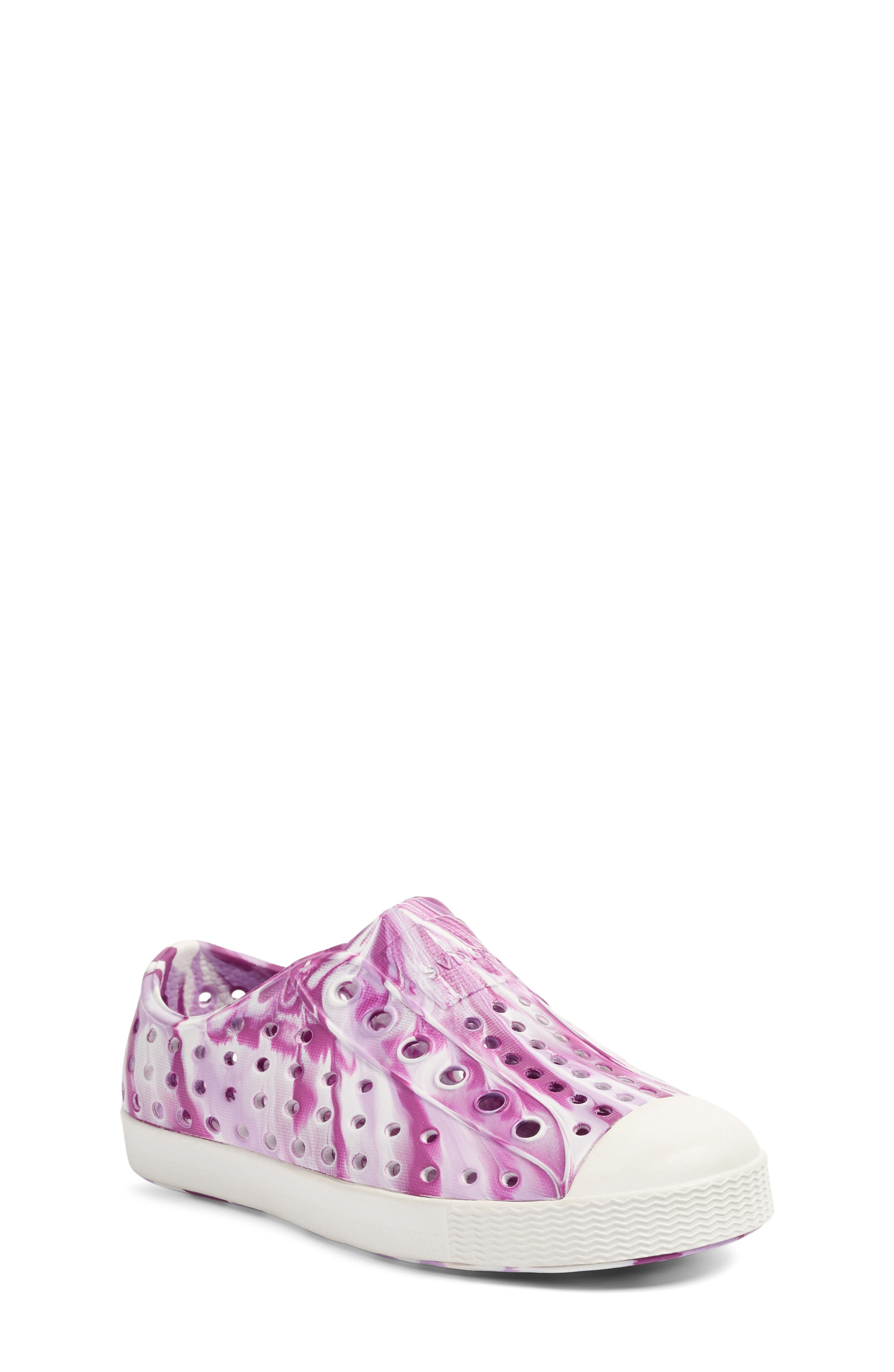 Jefferson - Marbled Perforated Slip-On,                             Main thumbnail 19, color,