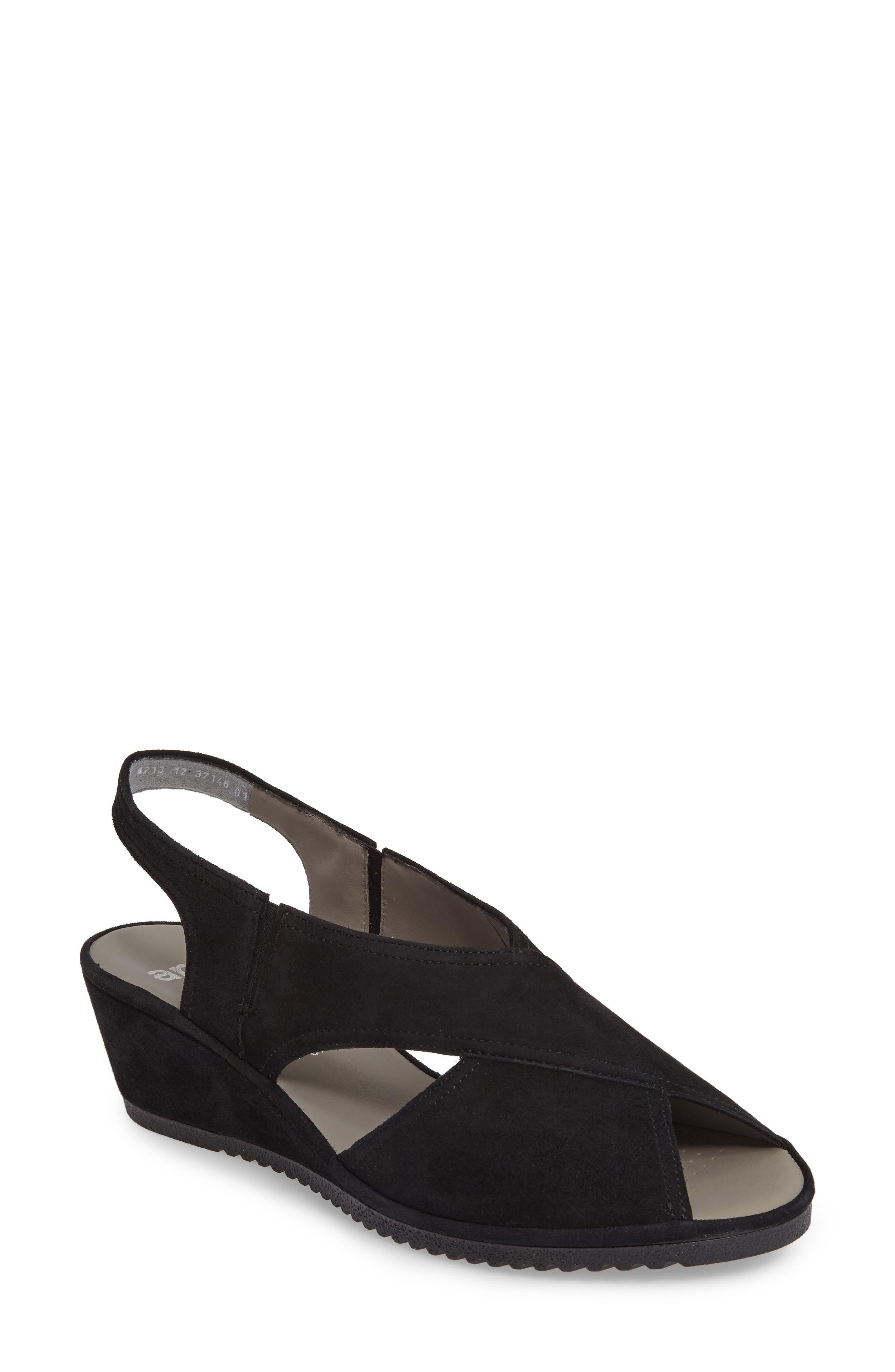 Camila Wedge Sandal,                         Main,                         color,