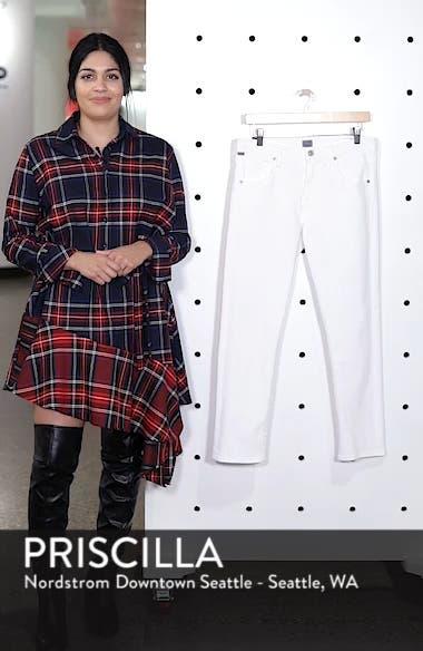 Elsa Ankle Skinny Jeans, sales video thumbnail