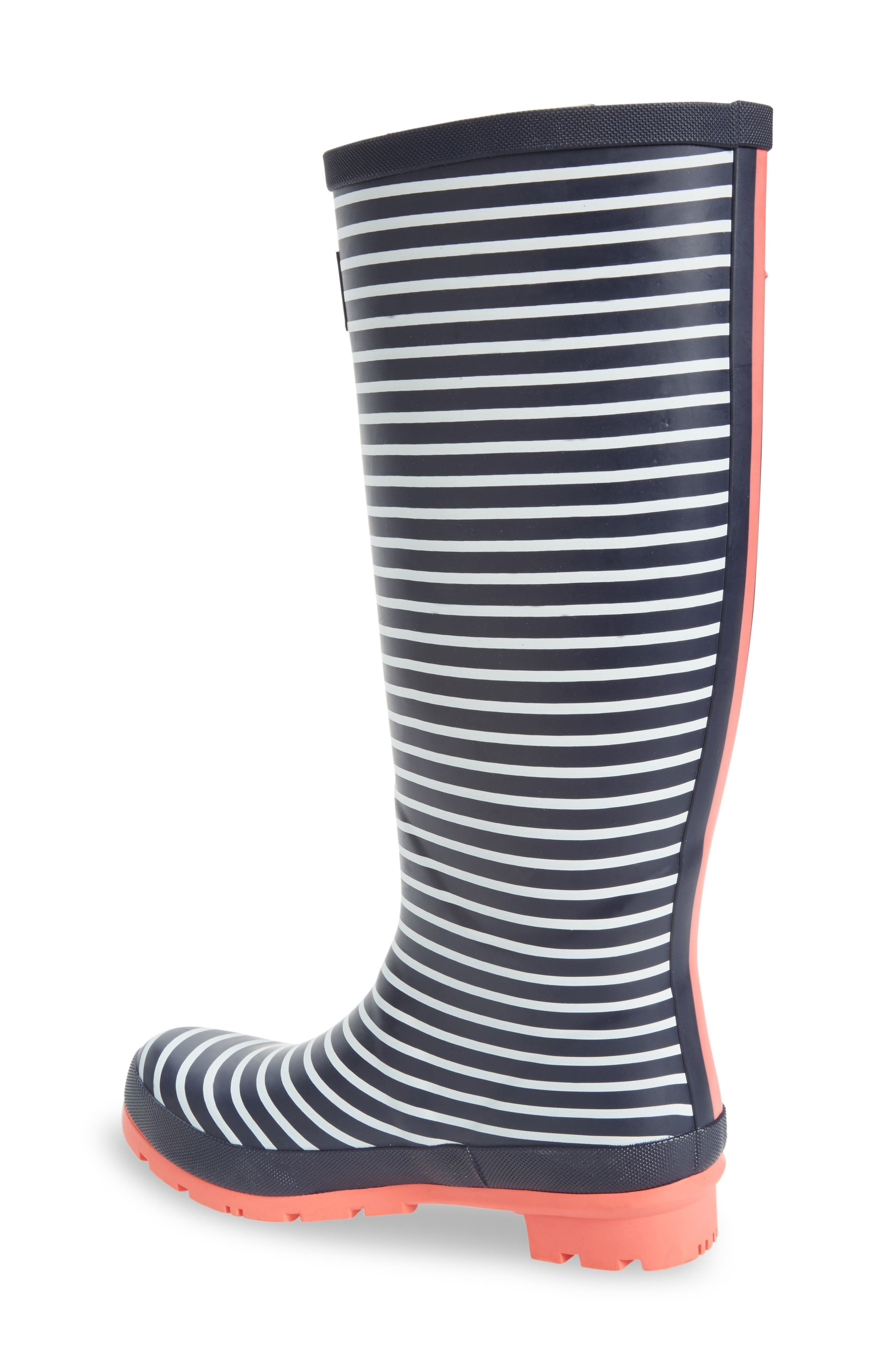 'Welly' Print Rain Boot,                             Alternate thumbnail 64, color,