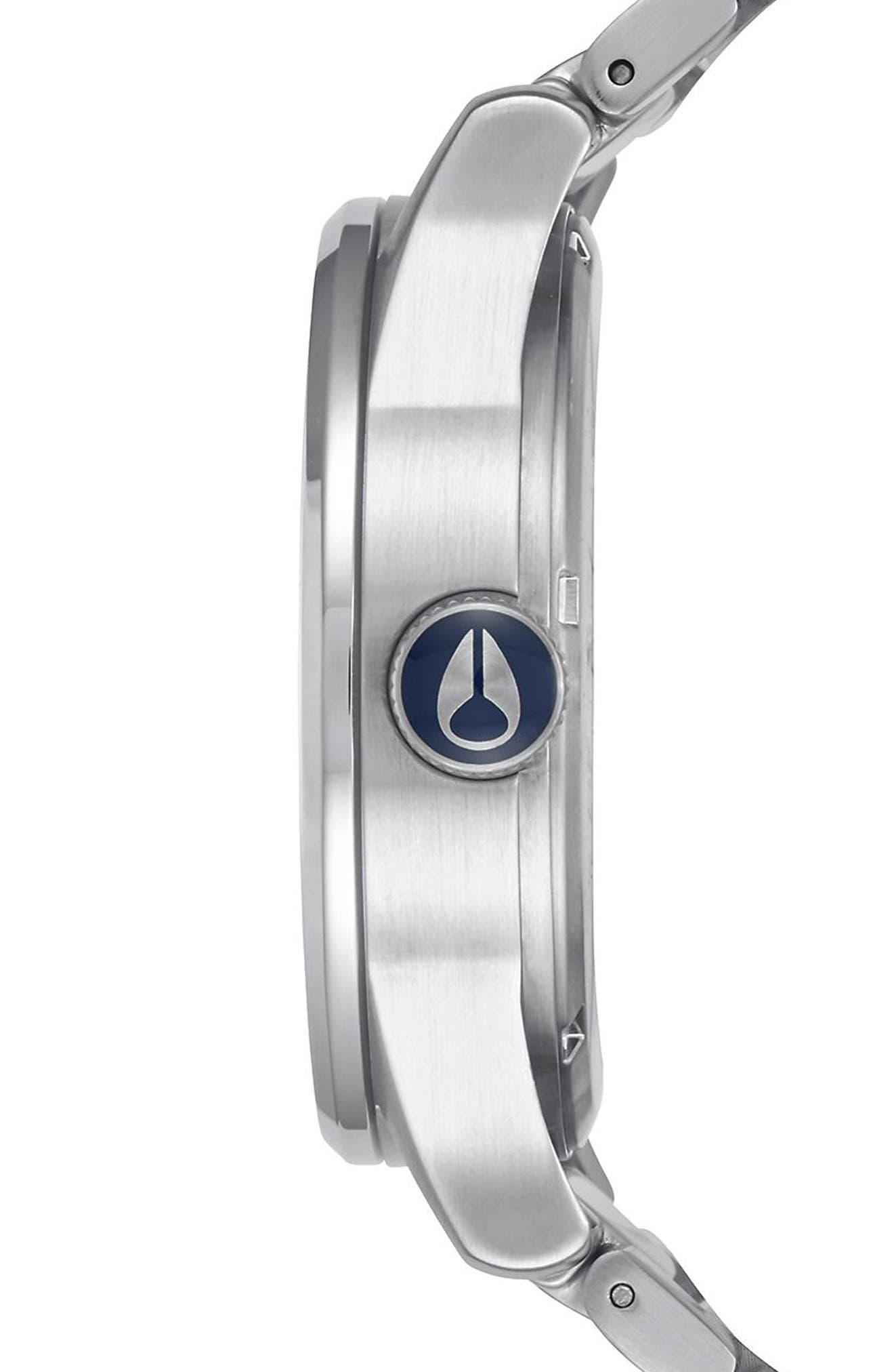 Sentry Bracelet Watch, 42mm,                             Alternate thumbnail 10, color,