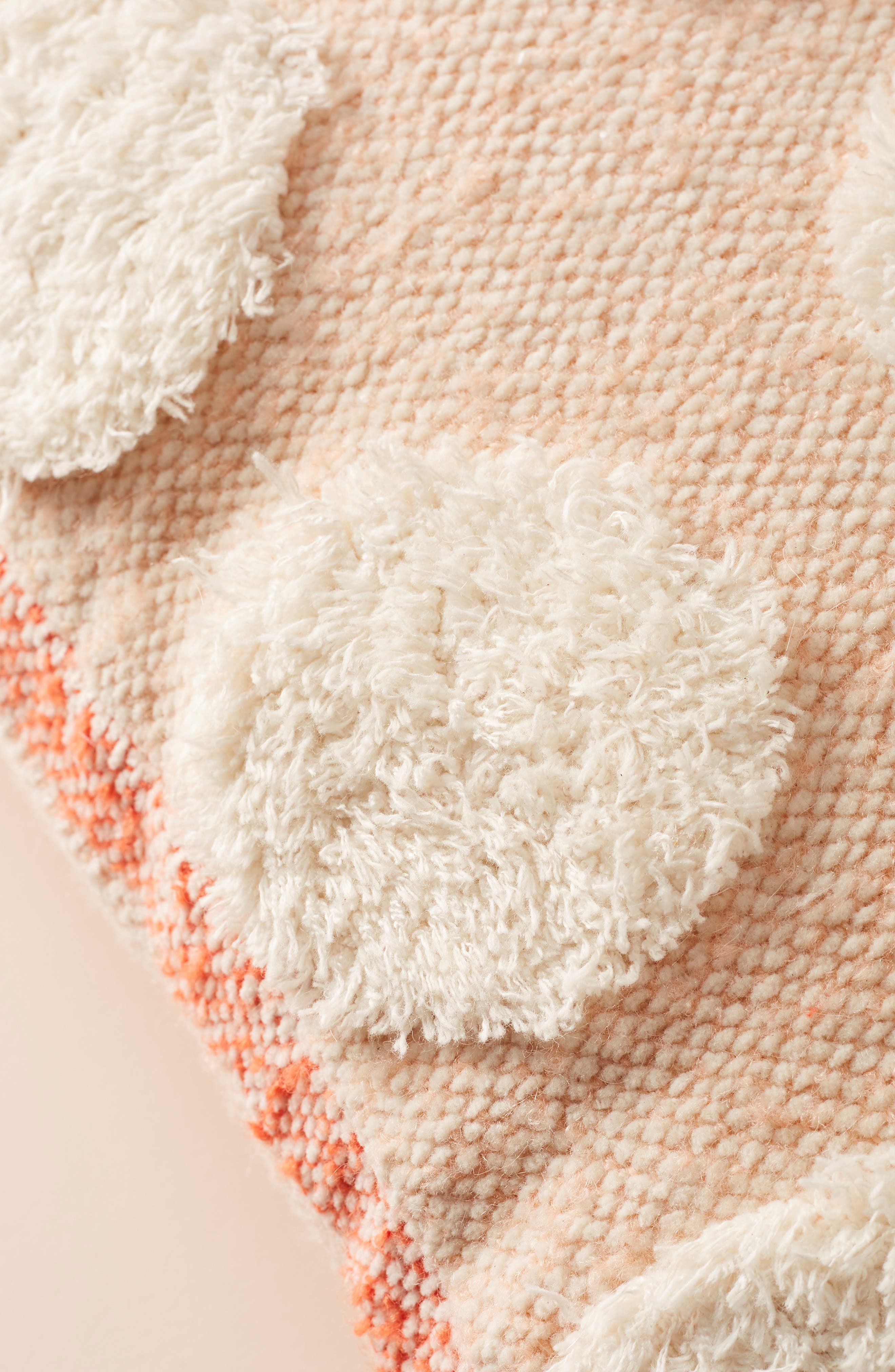 Suvarna Accent Pillow,                             Alternate thumbnail 3, color,                             APRICOT