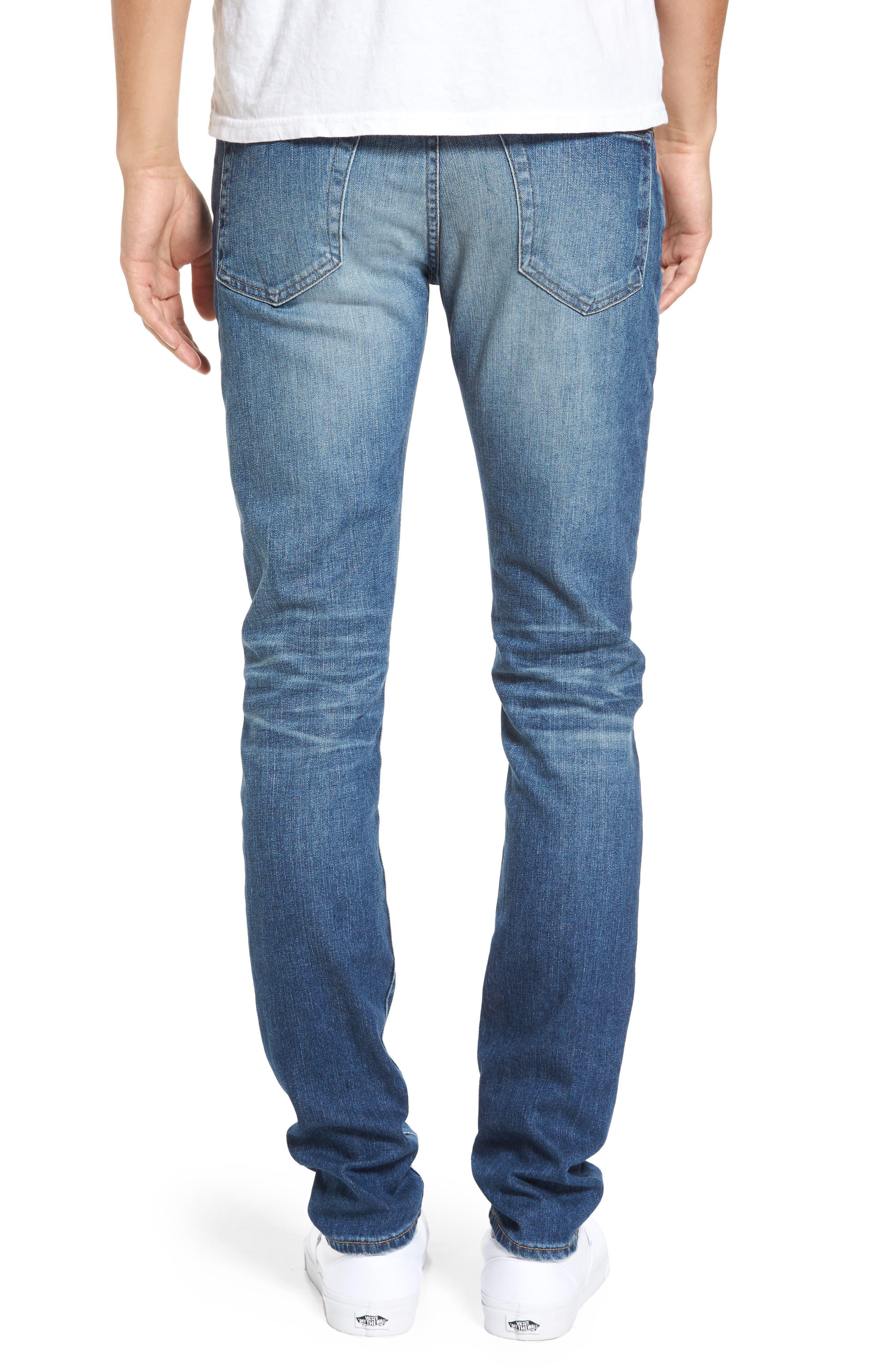 Jeans Stockton Skinny Fit Jeans,                             Alternate thumbnail 2, color,                             427