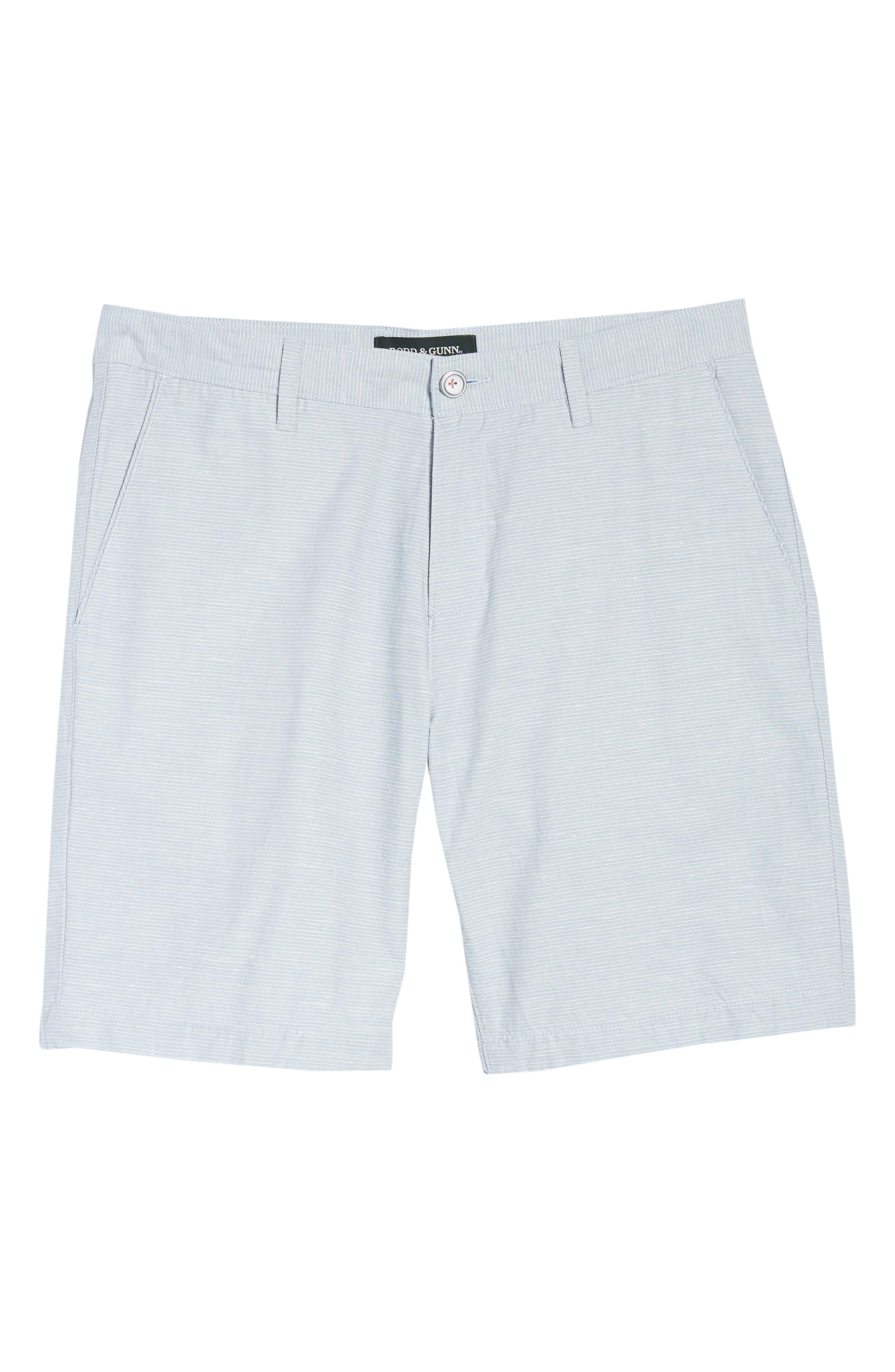 Stoke Valley Shorts,                             Alternate thumbnail 6, color,                             SKY