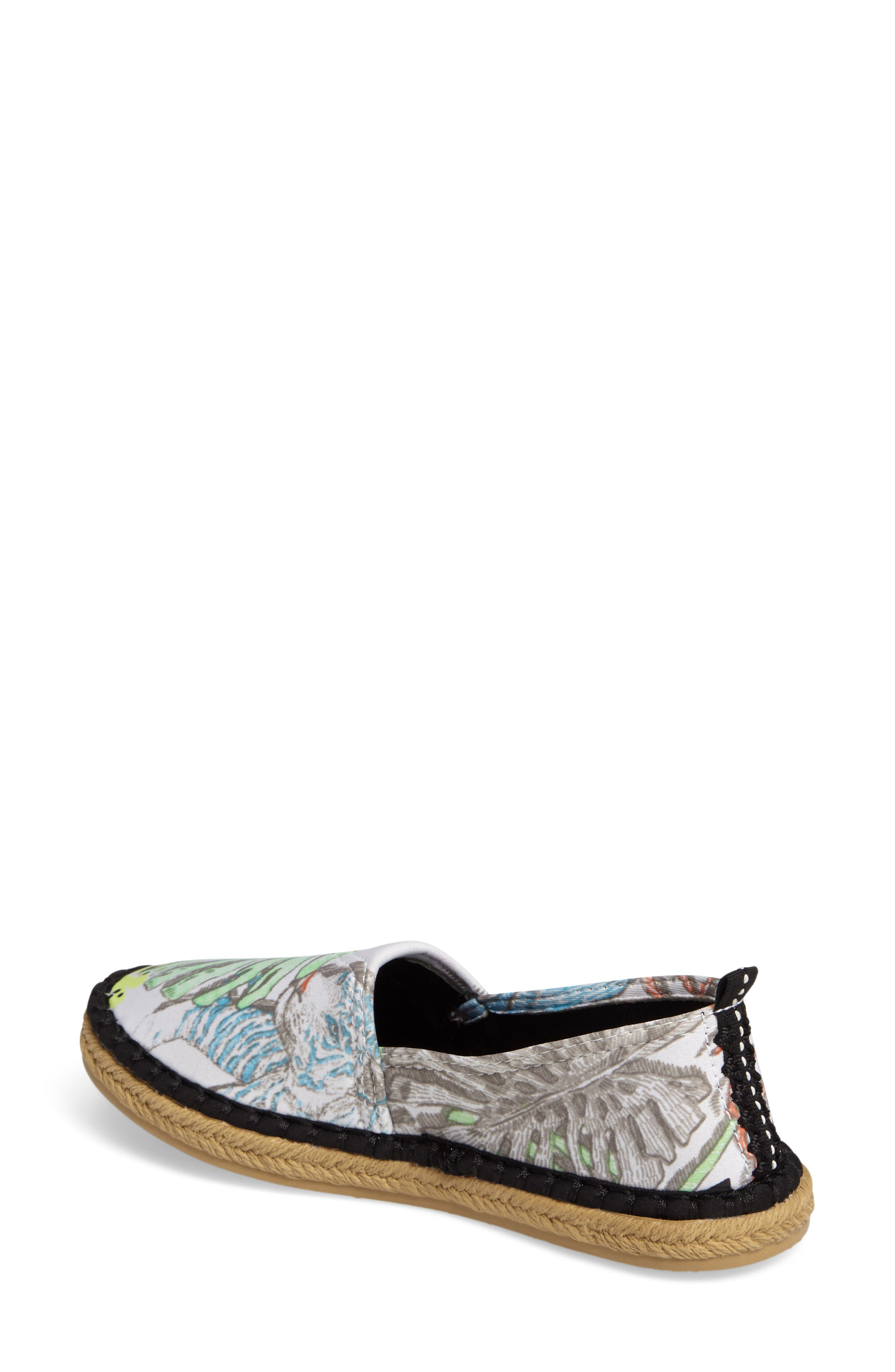 Eton Espadrille Flat,                             Alternate thumbnail 10, color,
